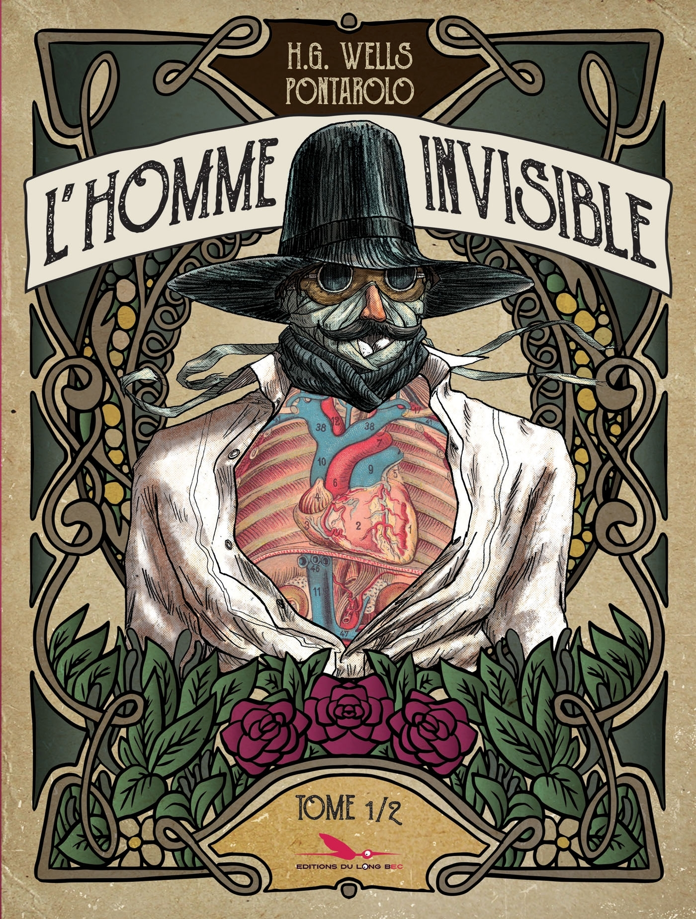 L'HOMME INVISIBLE T1