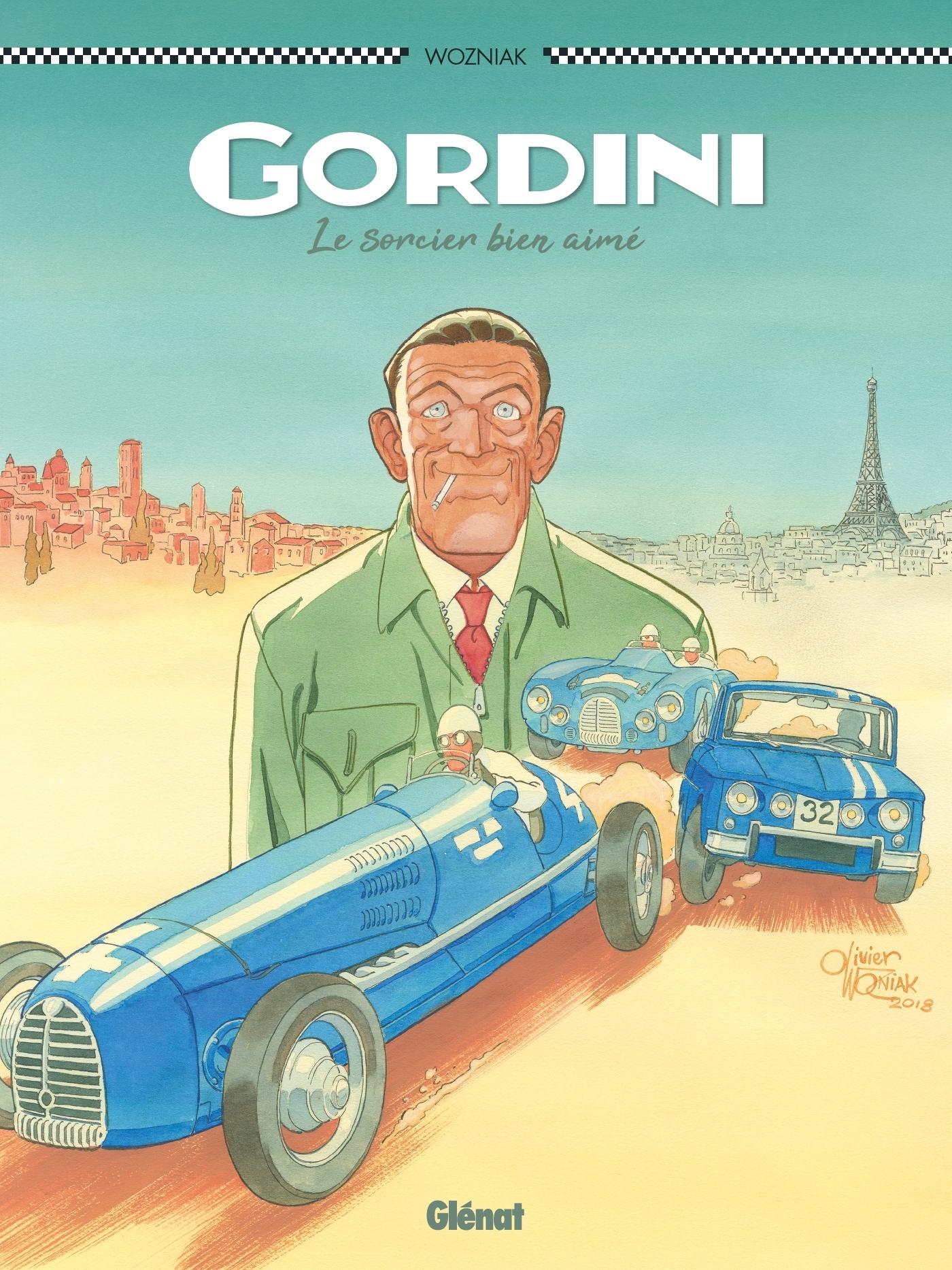 GORDINI, LE SORCIER BIEN AIME