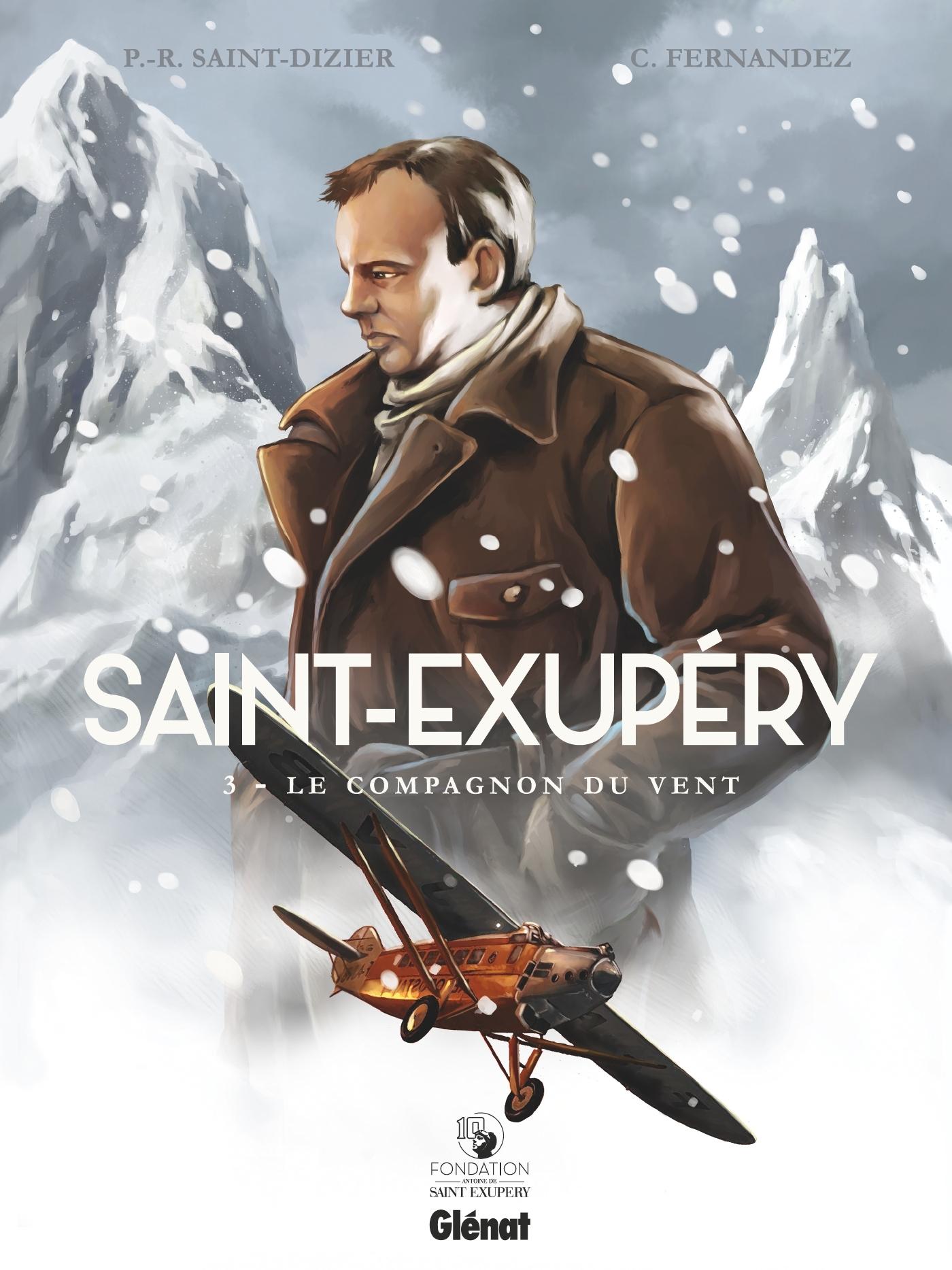 SAINT-EXUPERY - TOME 03 - LE COMPAGNON DU VENT