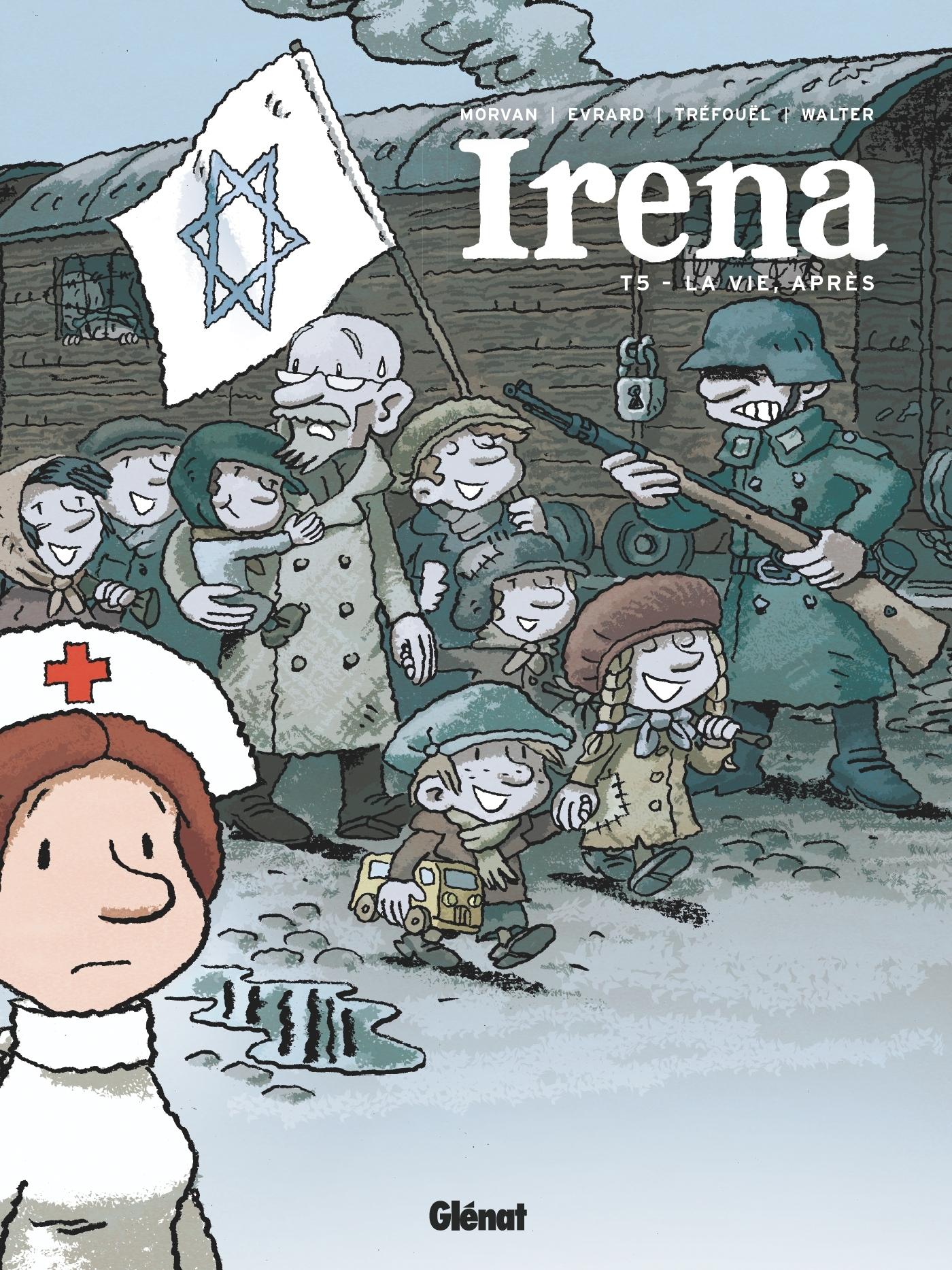 IRENA - TOME 05 - LA VIE APRES