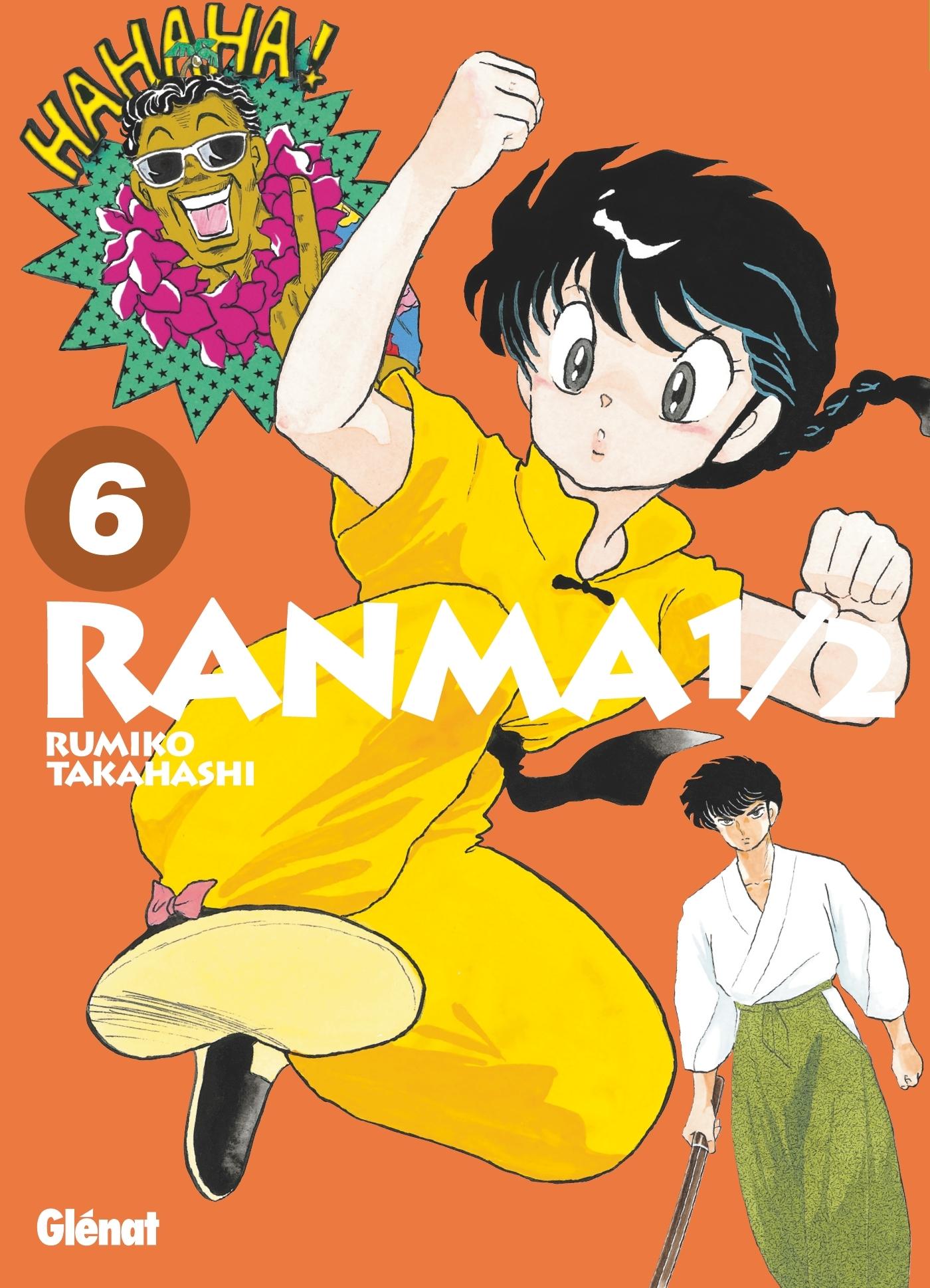 RANMA 1/2 - EDITION ORIGINALE - TOME 06