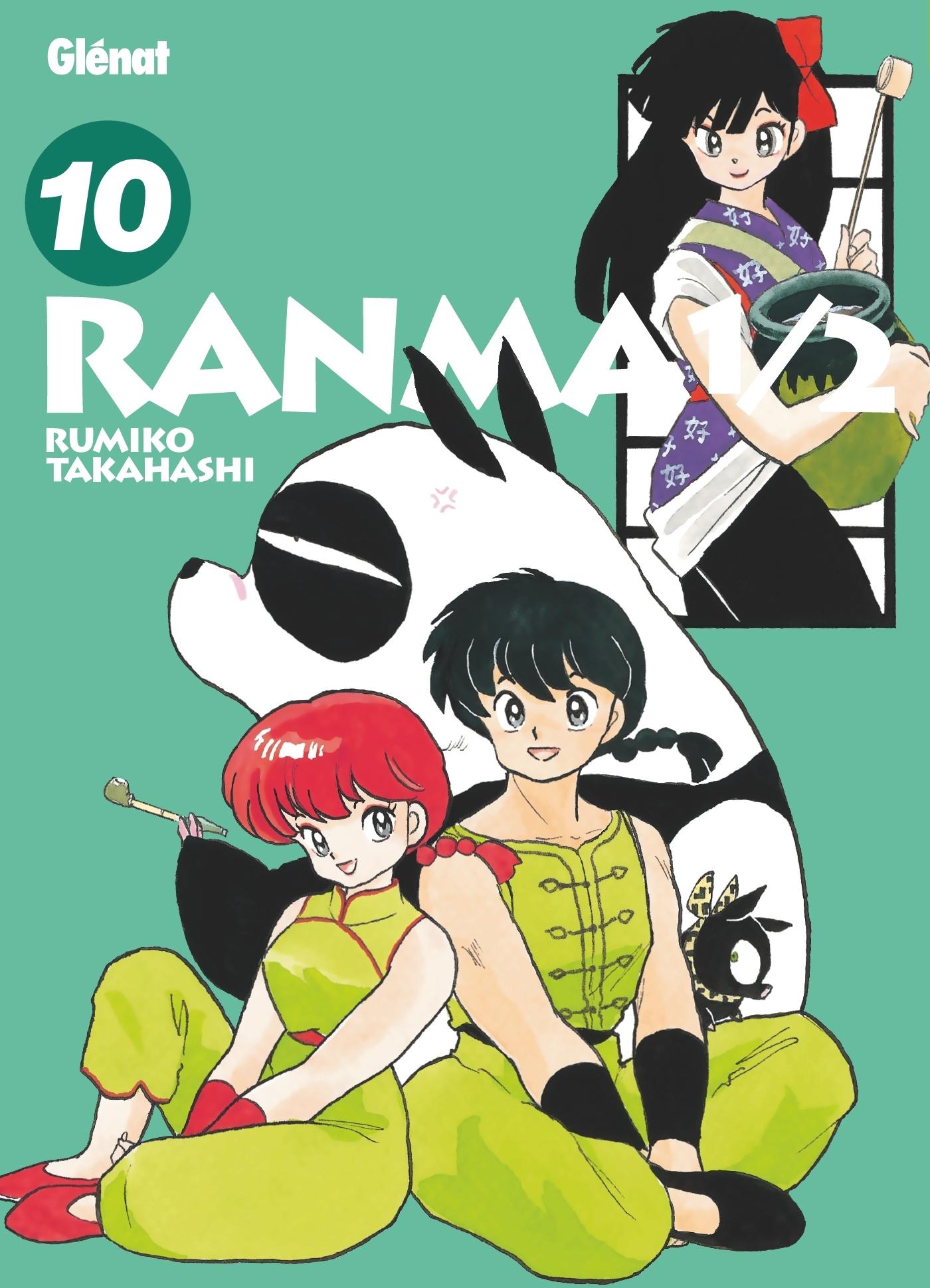 RANMA 1/2 - EDITION ORIGINALE - TOME 10