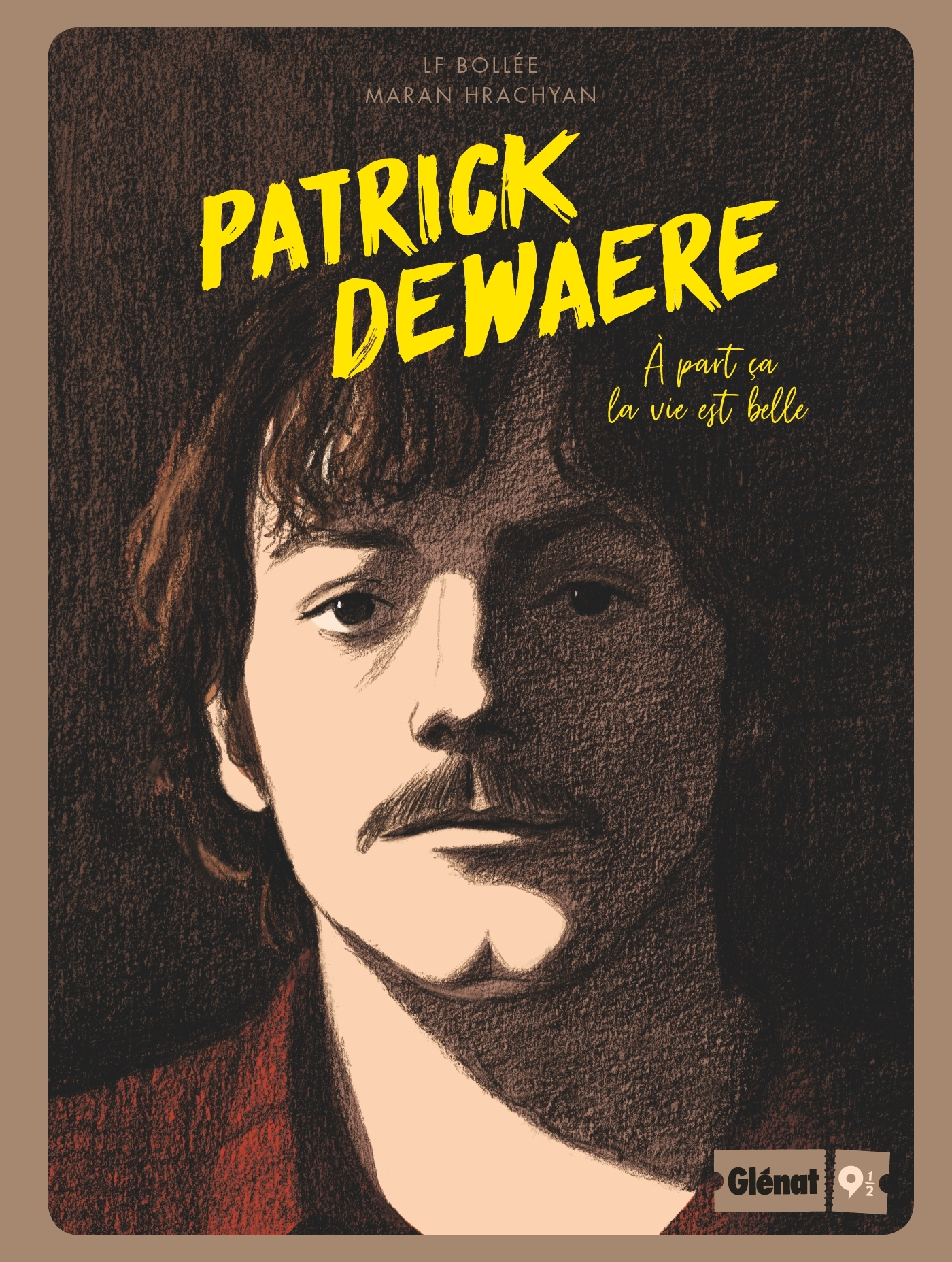 PATRICK DEWAERE - A PART CA LA VIE EST BELLE