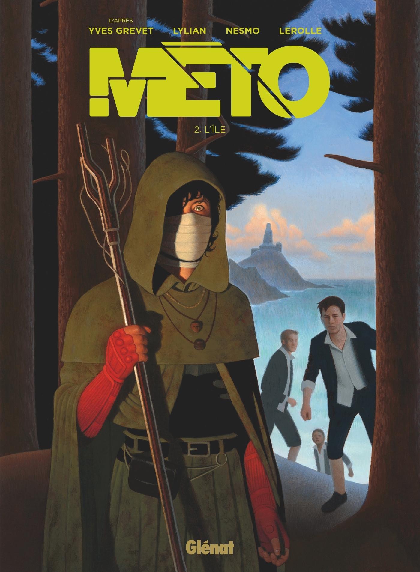 METO - TOME 02 - L'ILE