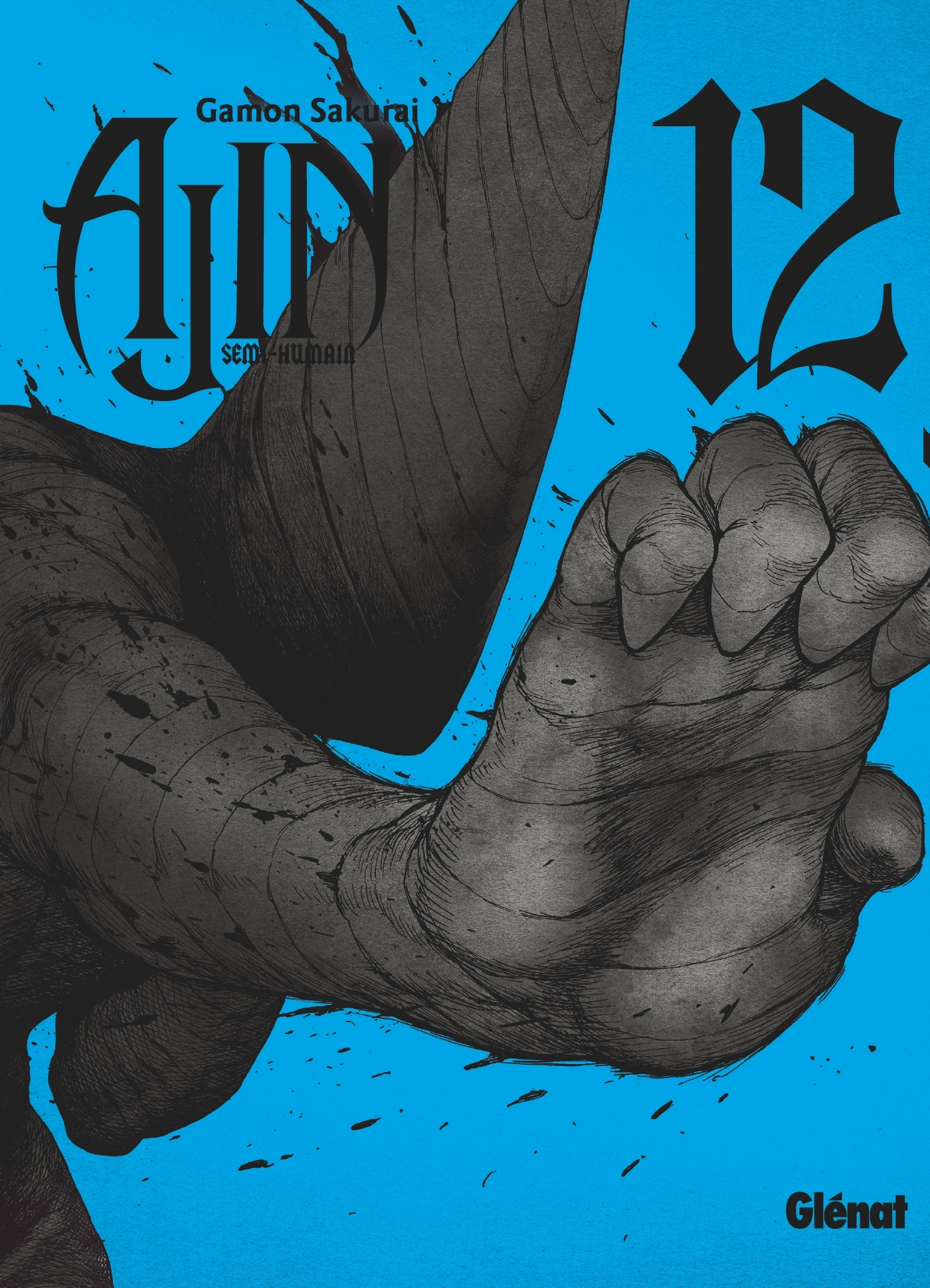 AJIN - TOME 12
