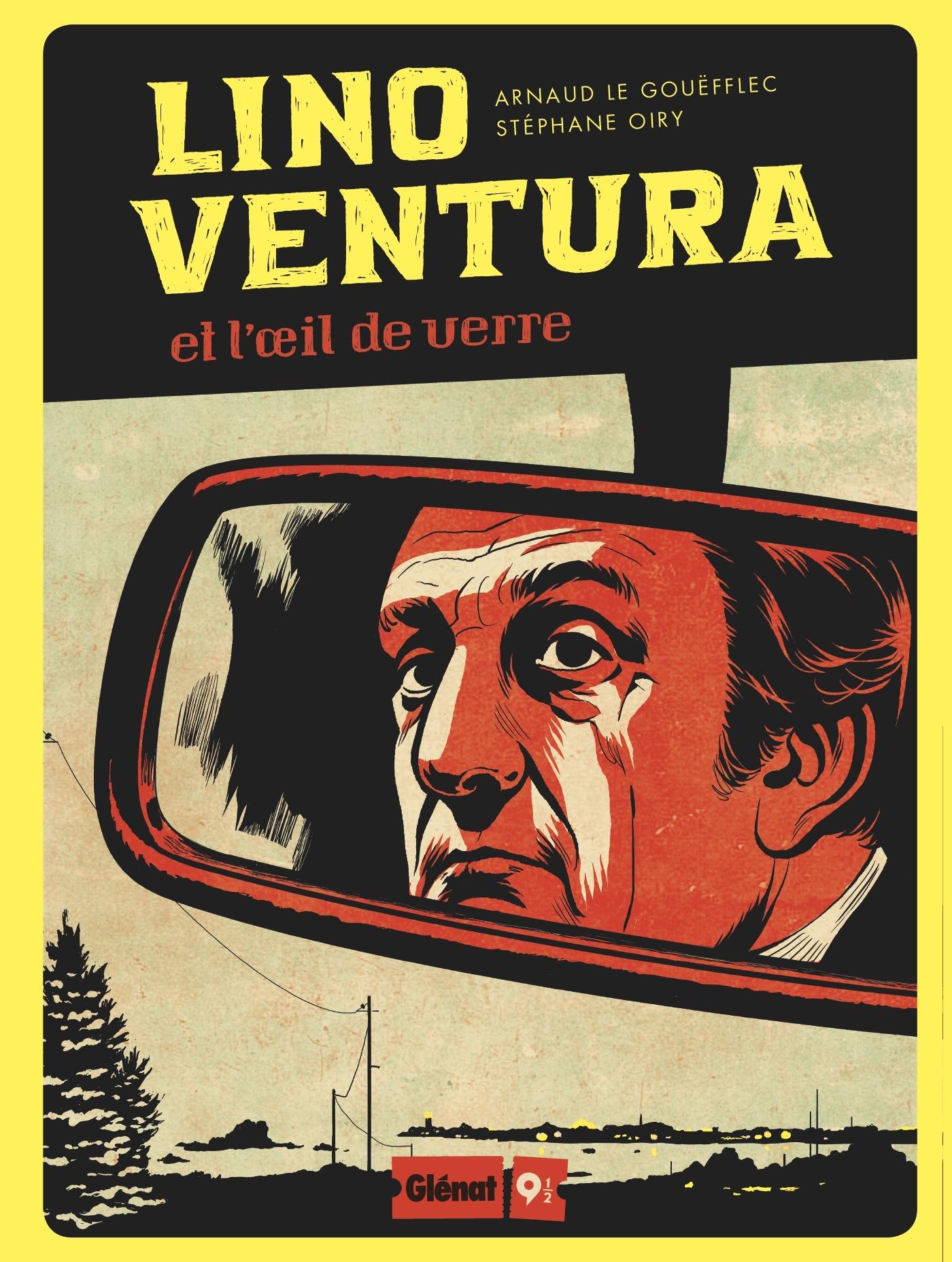 LINO VENTURA - ET L'OEIL DE VERRE