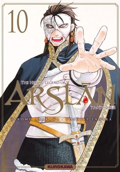 ARSLAN - TOME 10 - VOLUME 10