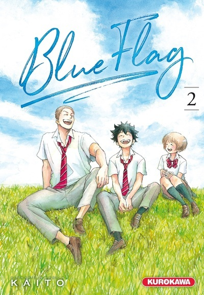 BLUE FLAG - TOME 2 - VOLUME 02