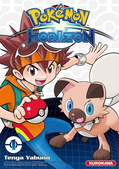 POKEMON HORIZON - TOME 1 - VOLUME 01