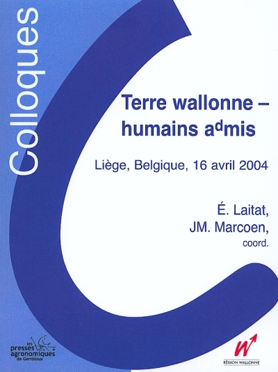 TERRE WALLONNE - HUMAINS ADMIS