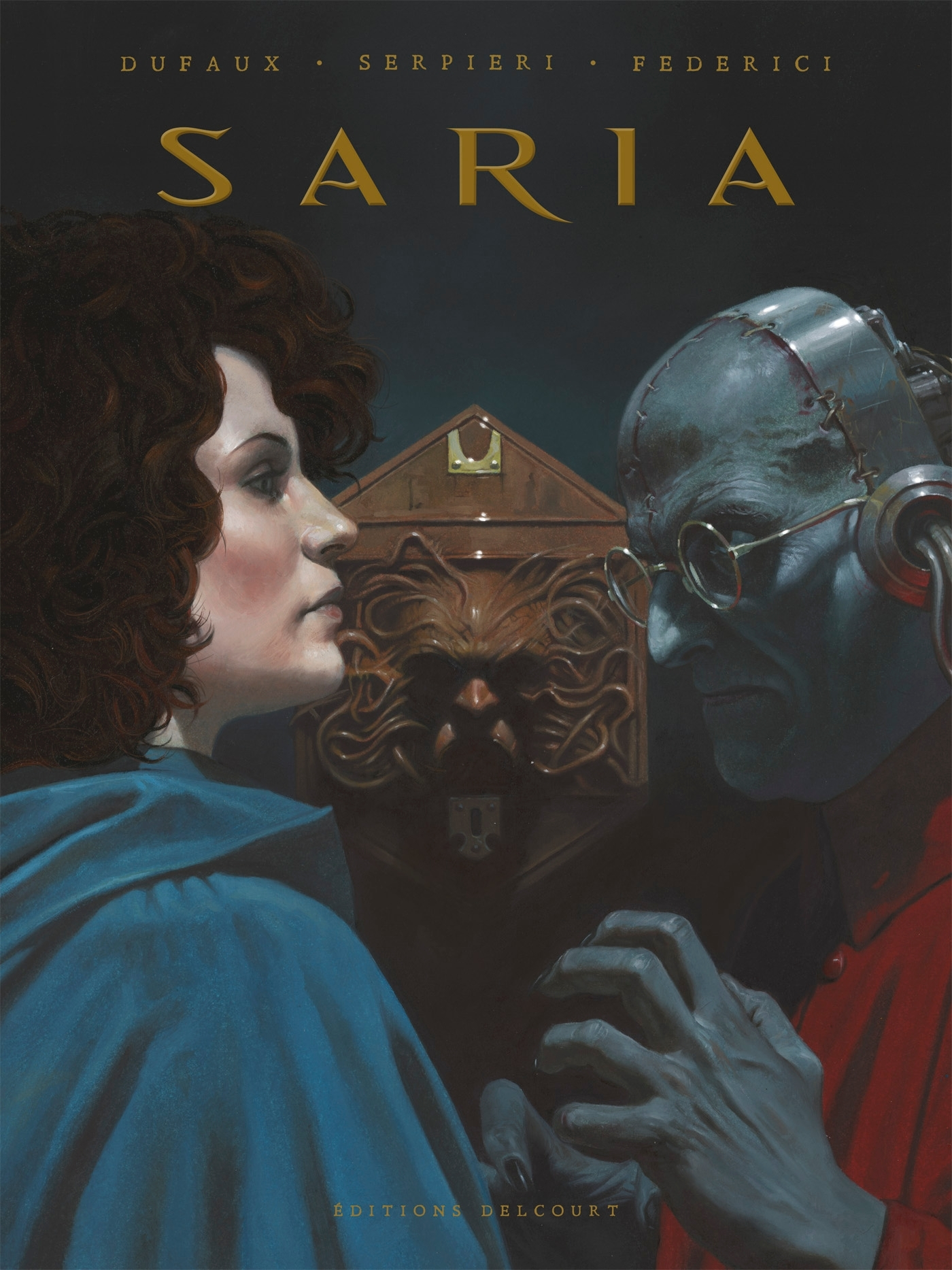 SARIA - ONE-SHOT - SARIA