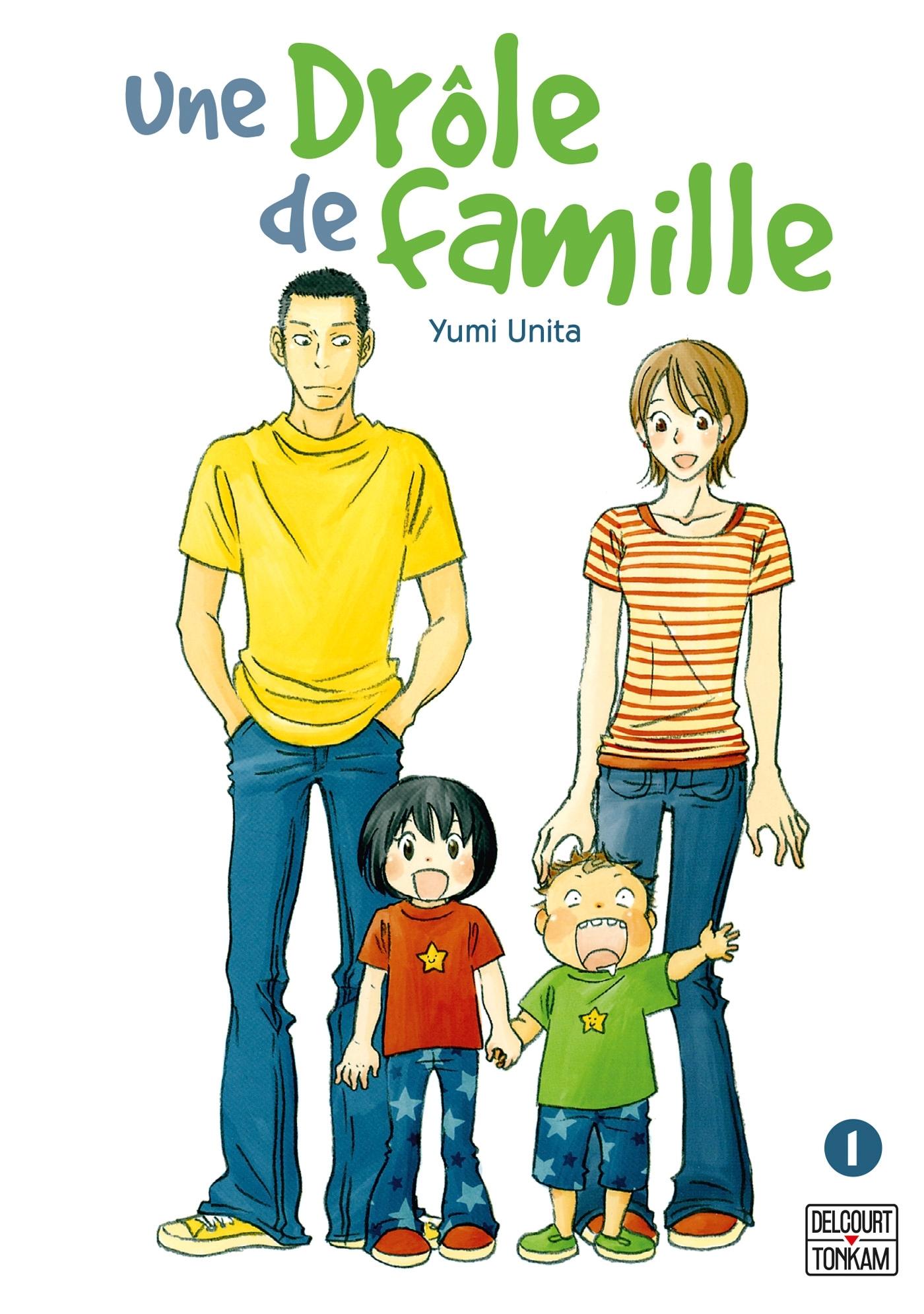 UNE DROLE DE FAMILLE 01 - T1