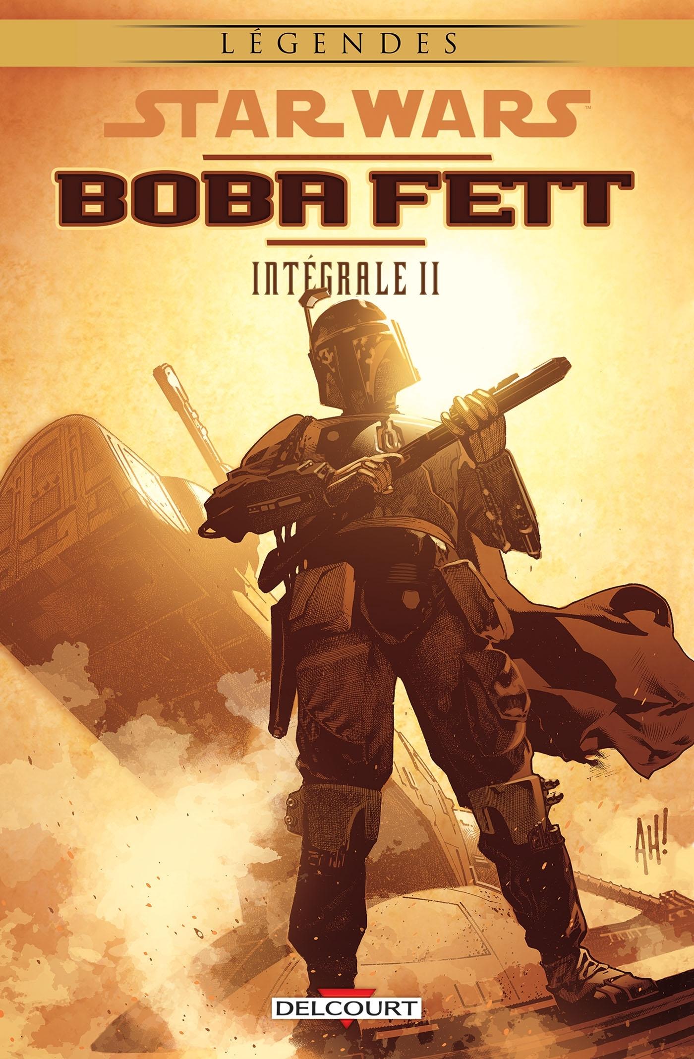STAR WARS BOBA FETT - INTEGRALE VOLUME II