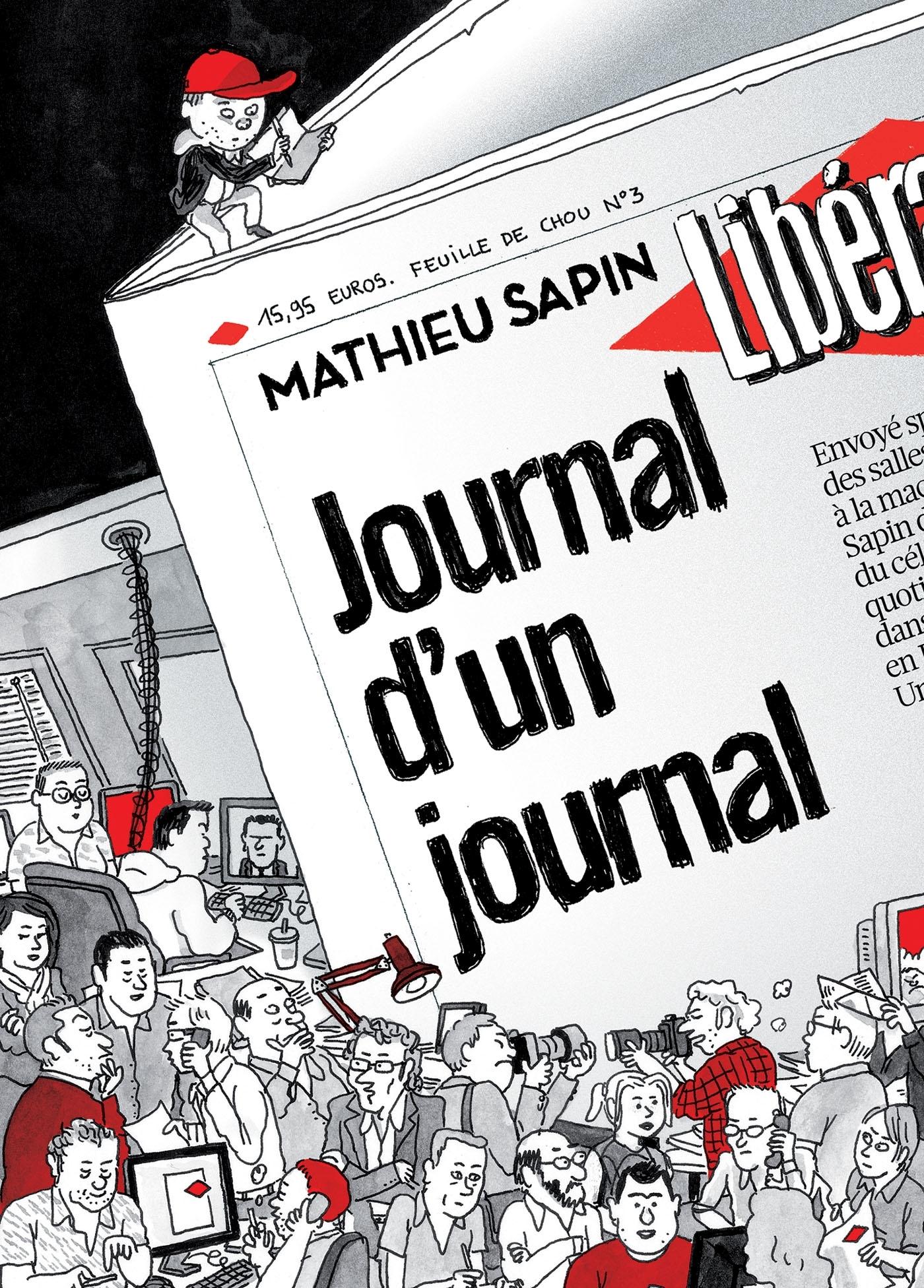 JOURNAL D'UN JOURNAL NED