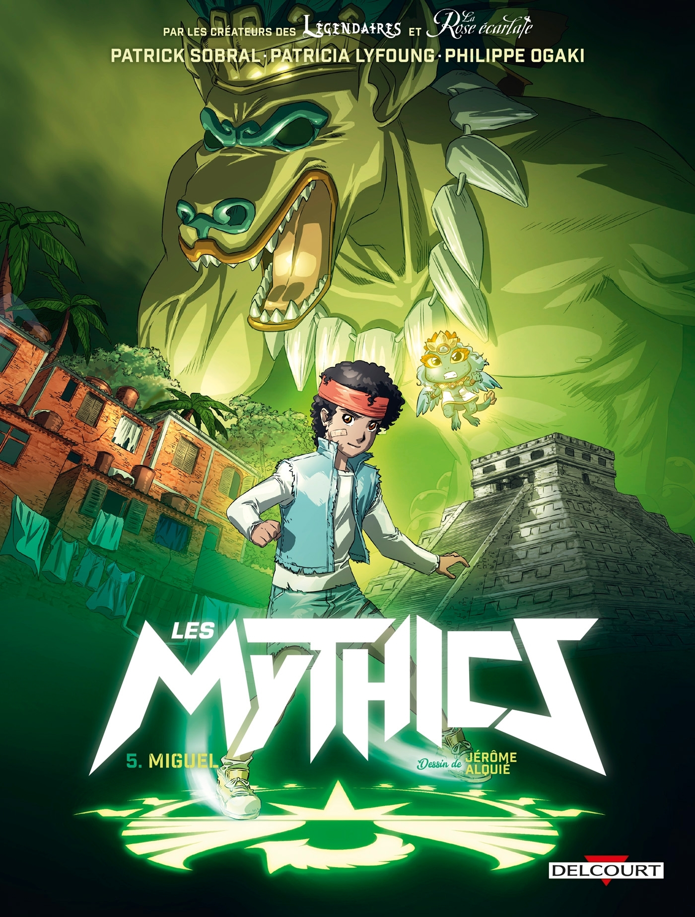 MYTHICS 05. MIGUEL - T5