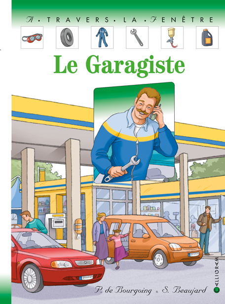 GARAGISTE (LE)