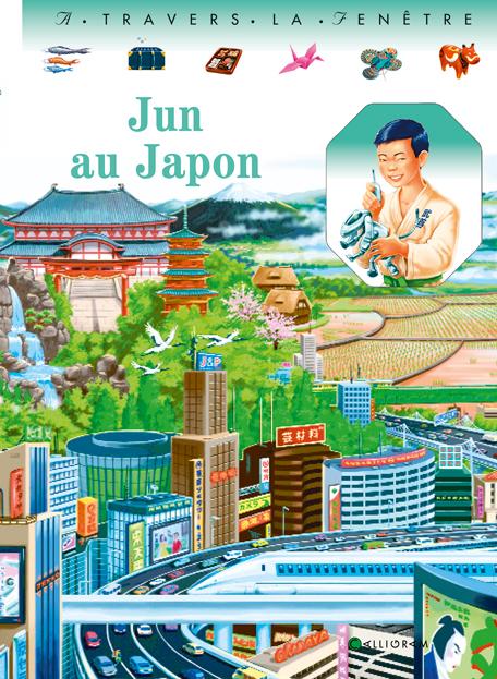 JUN AU JAPON