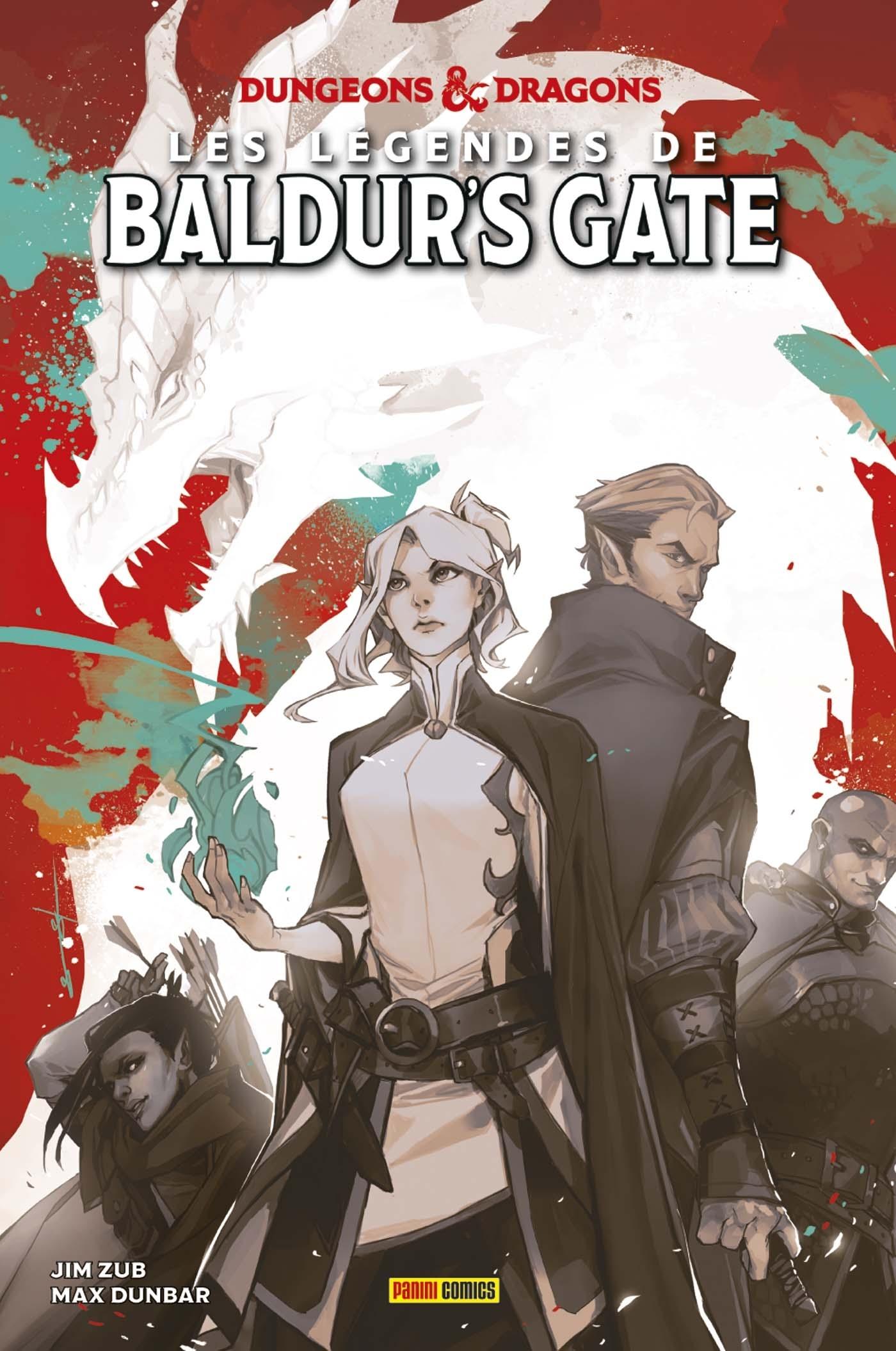 DUNGEONS & DRAGONS: LES LEGENDES DE BALDUR'S GATE