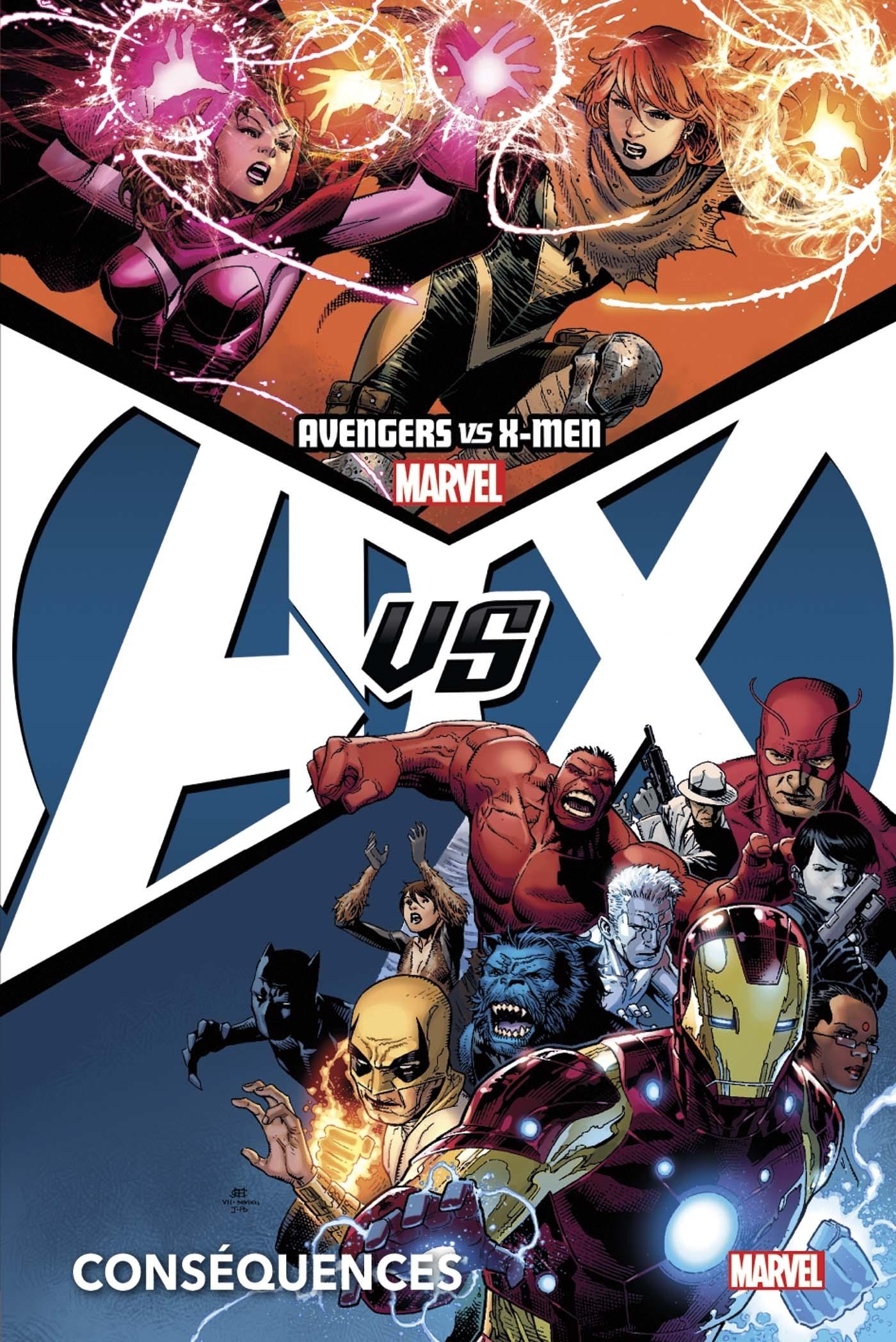 AVENGERS VS X-MEN T02 : CONSEQUENCES