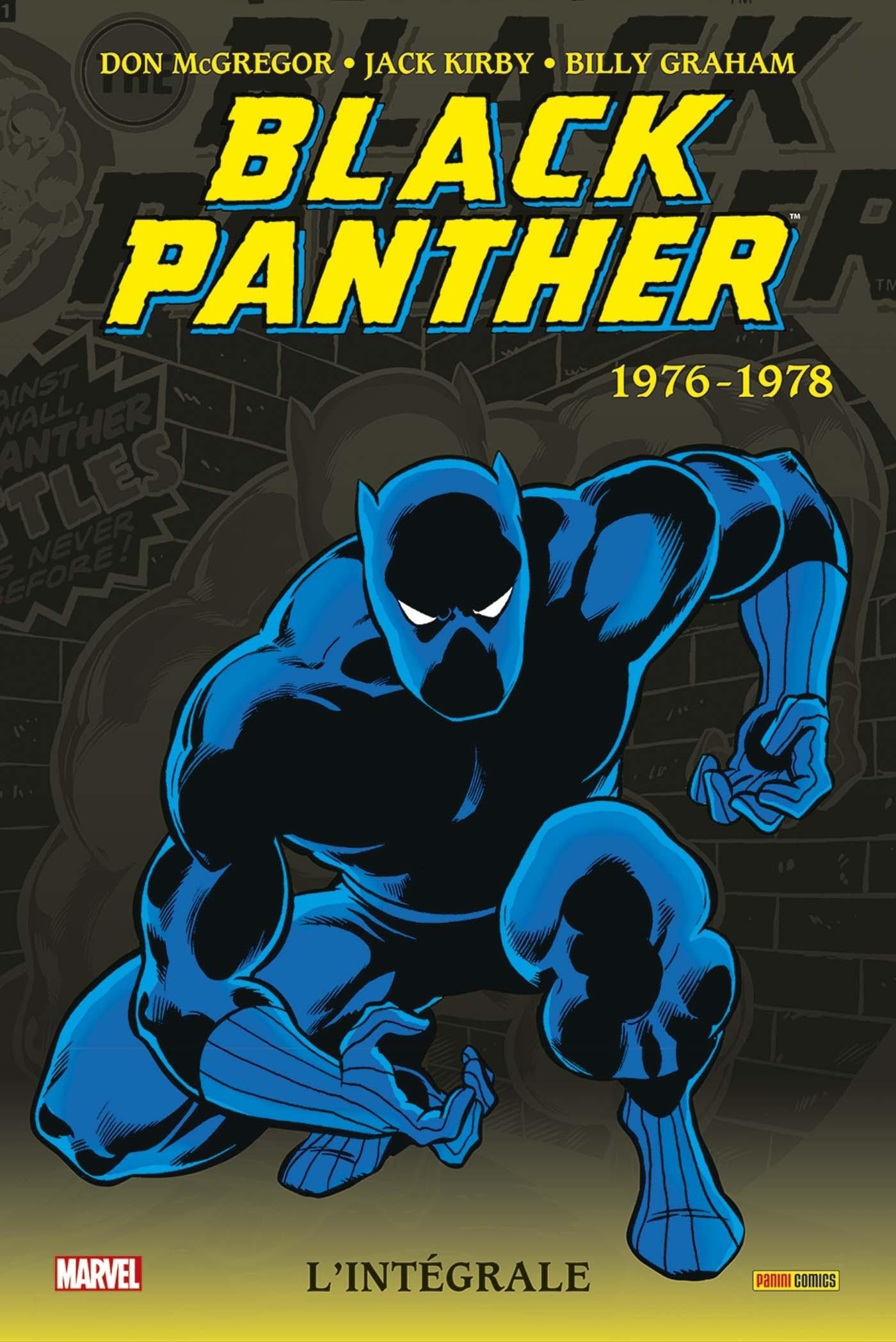 BLACK PANTHER - INTEGRALE 1976-1978
