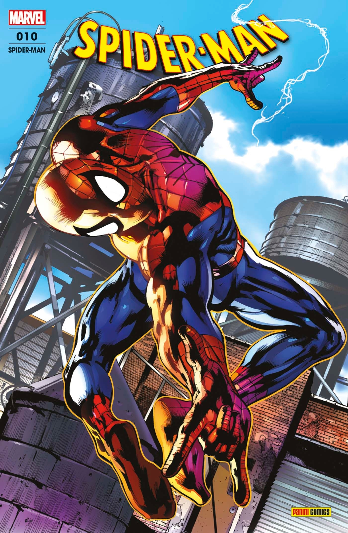 SPIDER-MAN (FRESH START) N 10