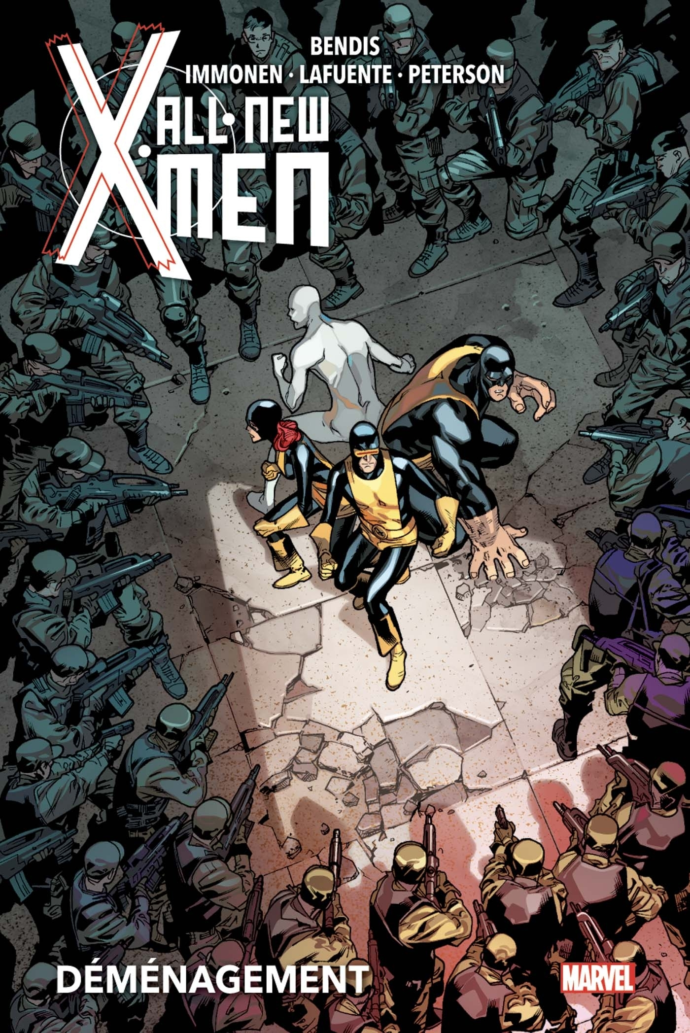 ALL-NEW X-MEN T02: DEMENAGEMENT