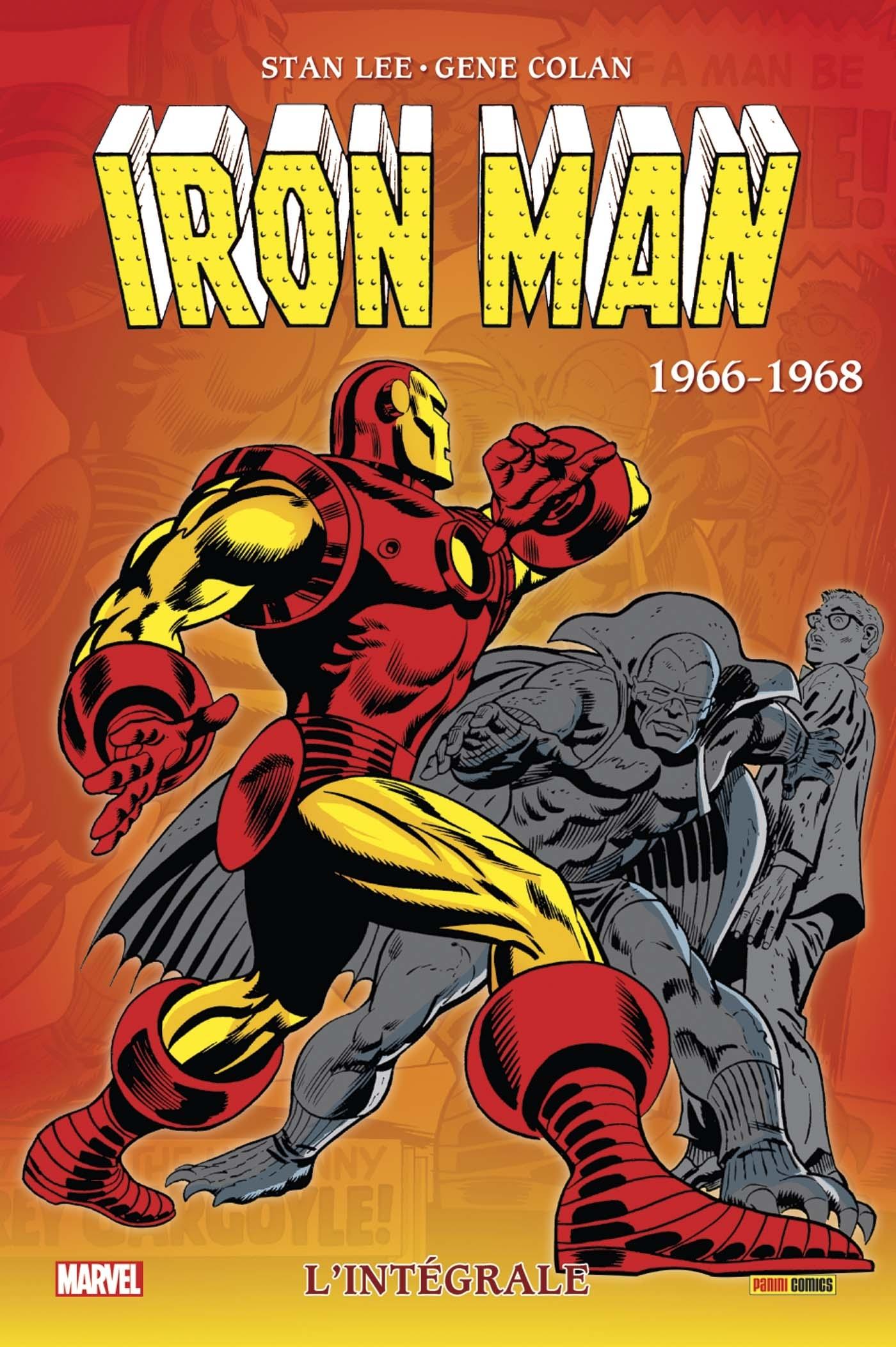IRON MAN: L'INTEGRALE 1966-1968 (NOUVELLE EDITION)