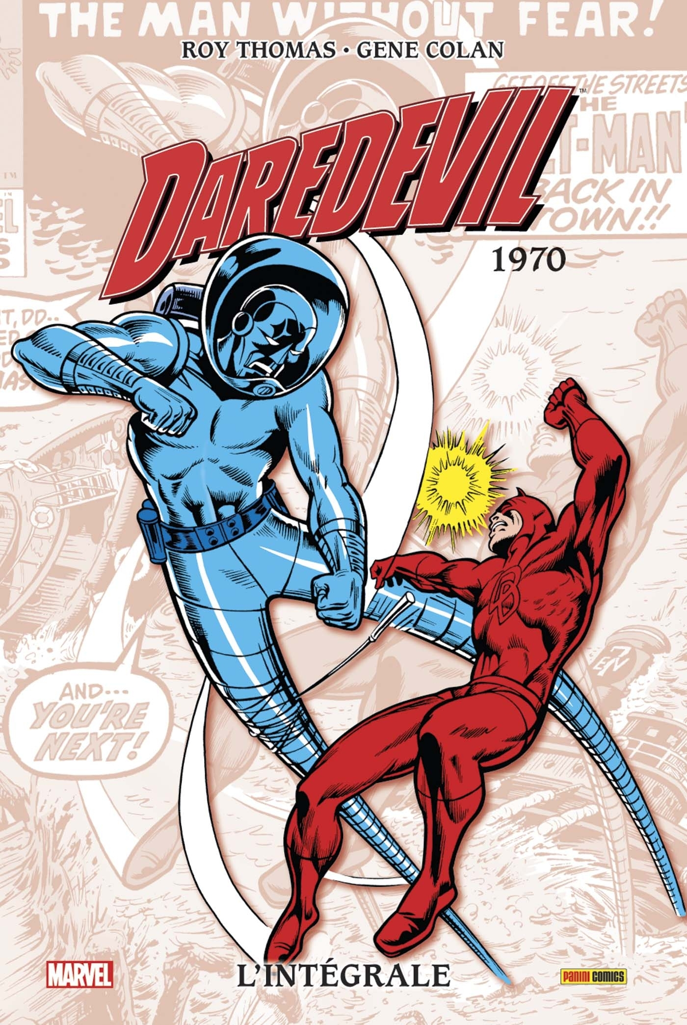 DAREDEVIL : L'INTEGRALE T06 (1970)