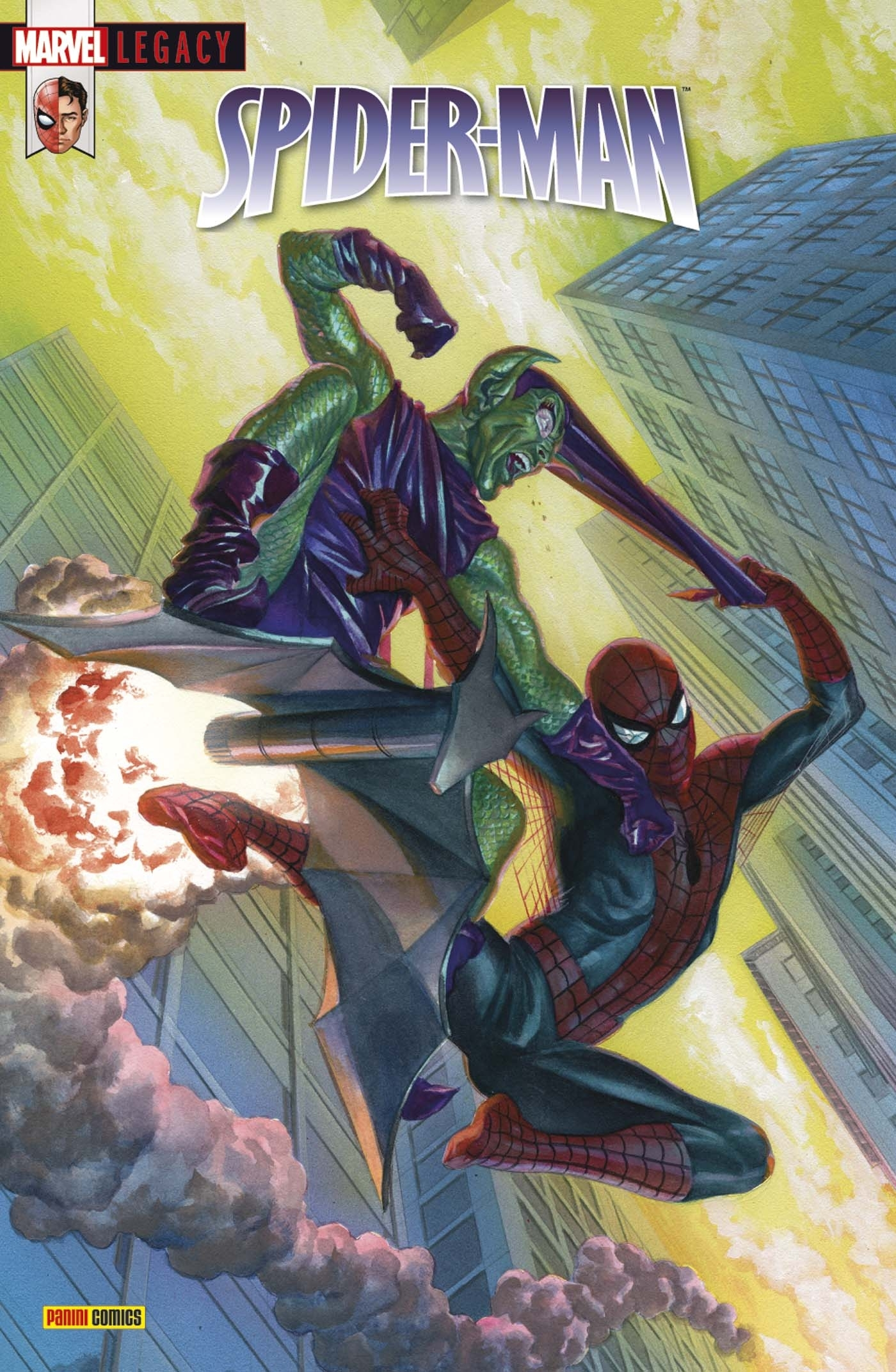 MARVEL LEGACY - SPIDER-MAN N 6