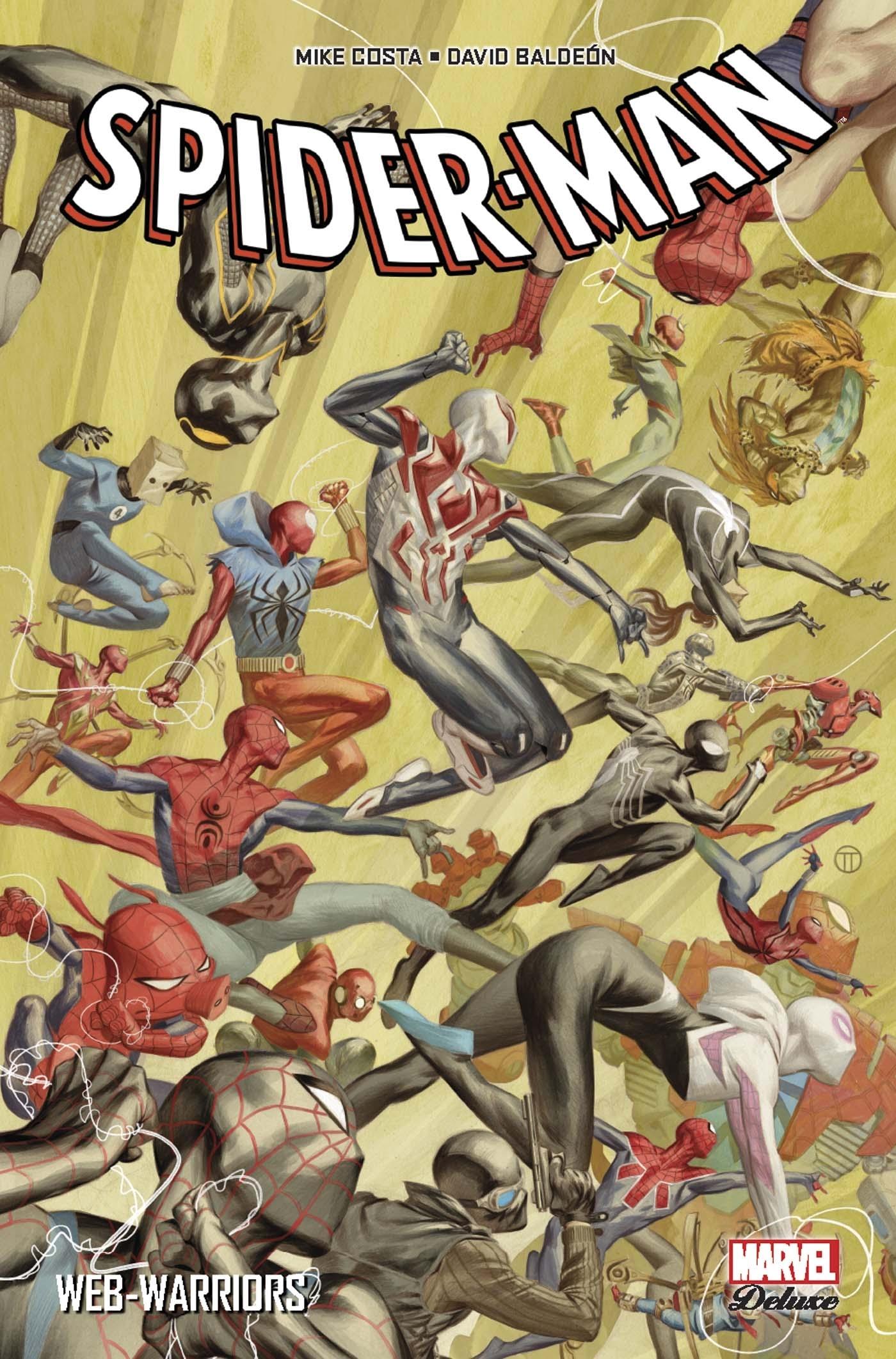 SPIDER-MAN - WEB-WARRIORS