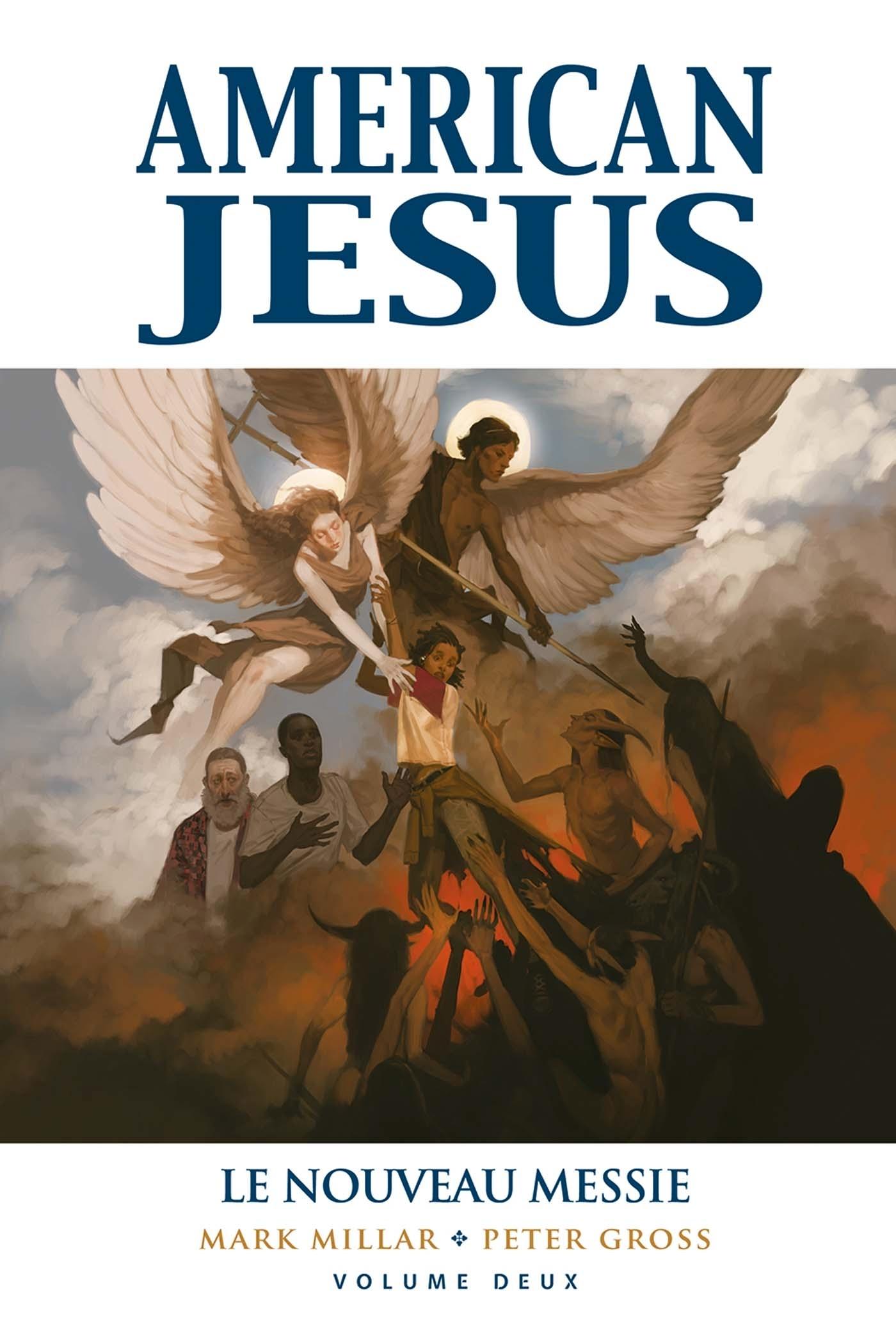 AMERICAN JESUS: LE NOUVEAU MESSIE