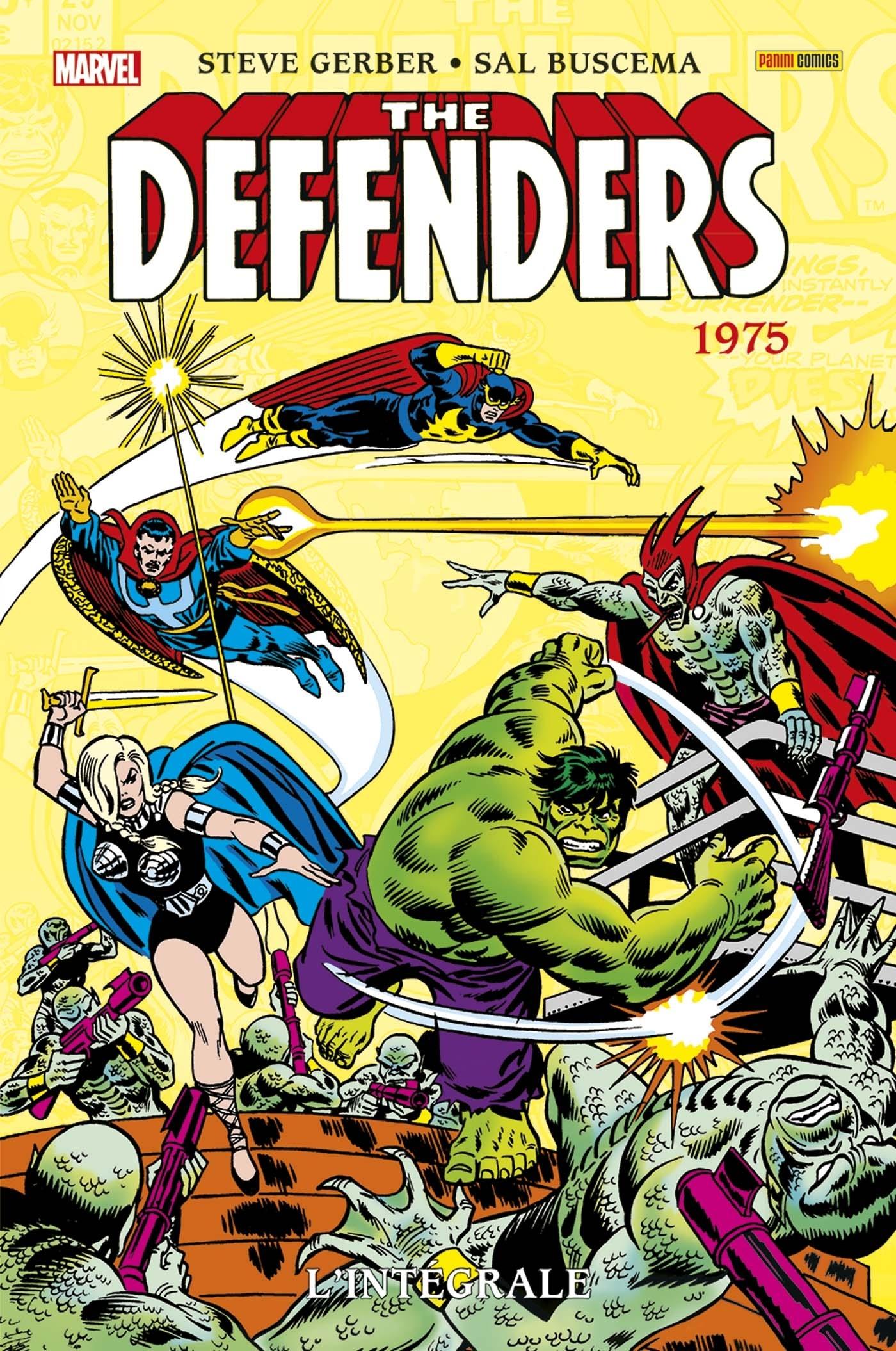 DEFENDERS : L'INTEGRALE 1975