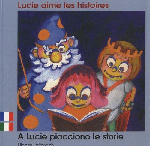 LUCIE AIME LES HISTOIRES FRANCAIS ITALIEN