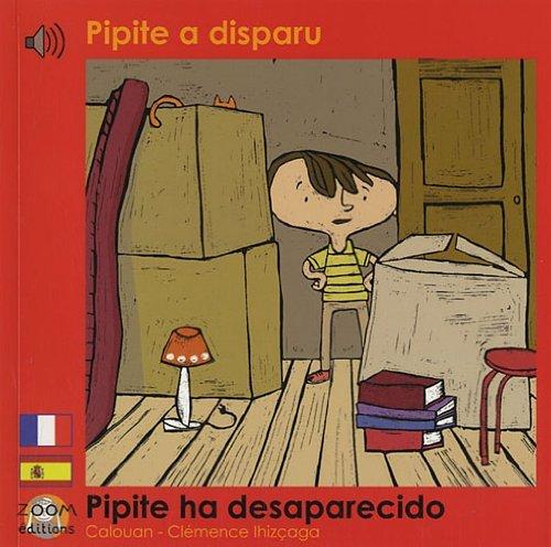 PIPITE A DISPARU FRANCAIS ESPAGNOL