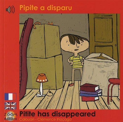 PIPITE A DISPARU FRANCAIS ANGLAIS