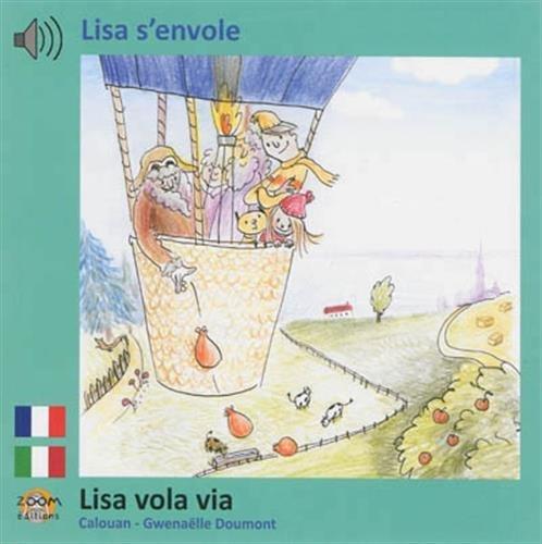 LISA S'ENVOLE FRANCAIS ITALIEN