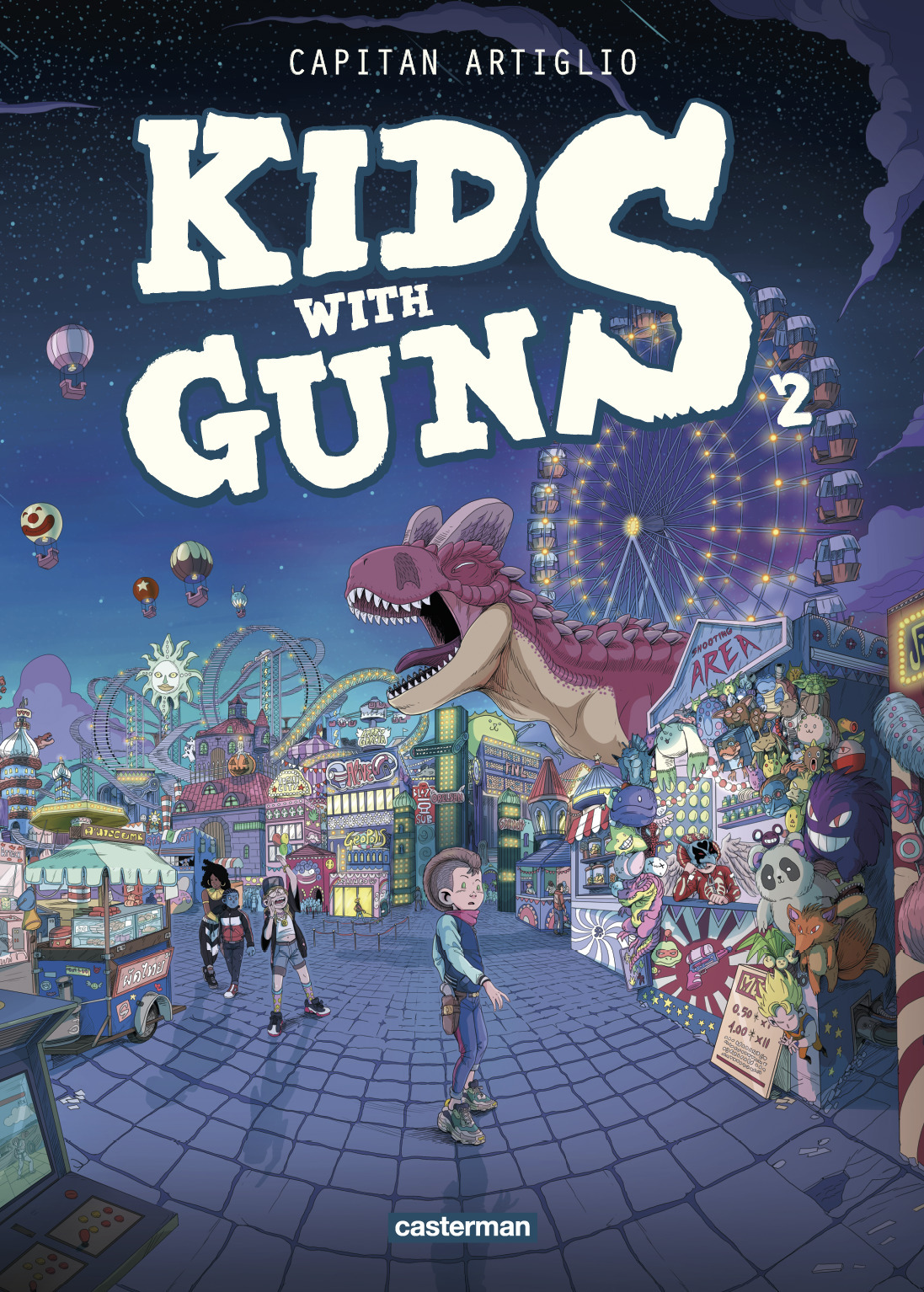 KIDS WITH GUNS - T02 - KIDS WITH GUNS