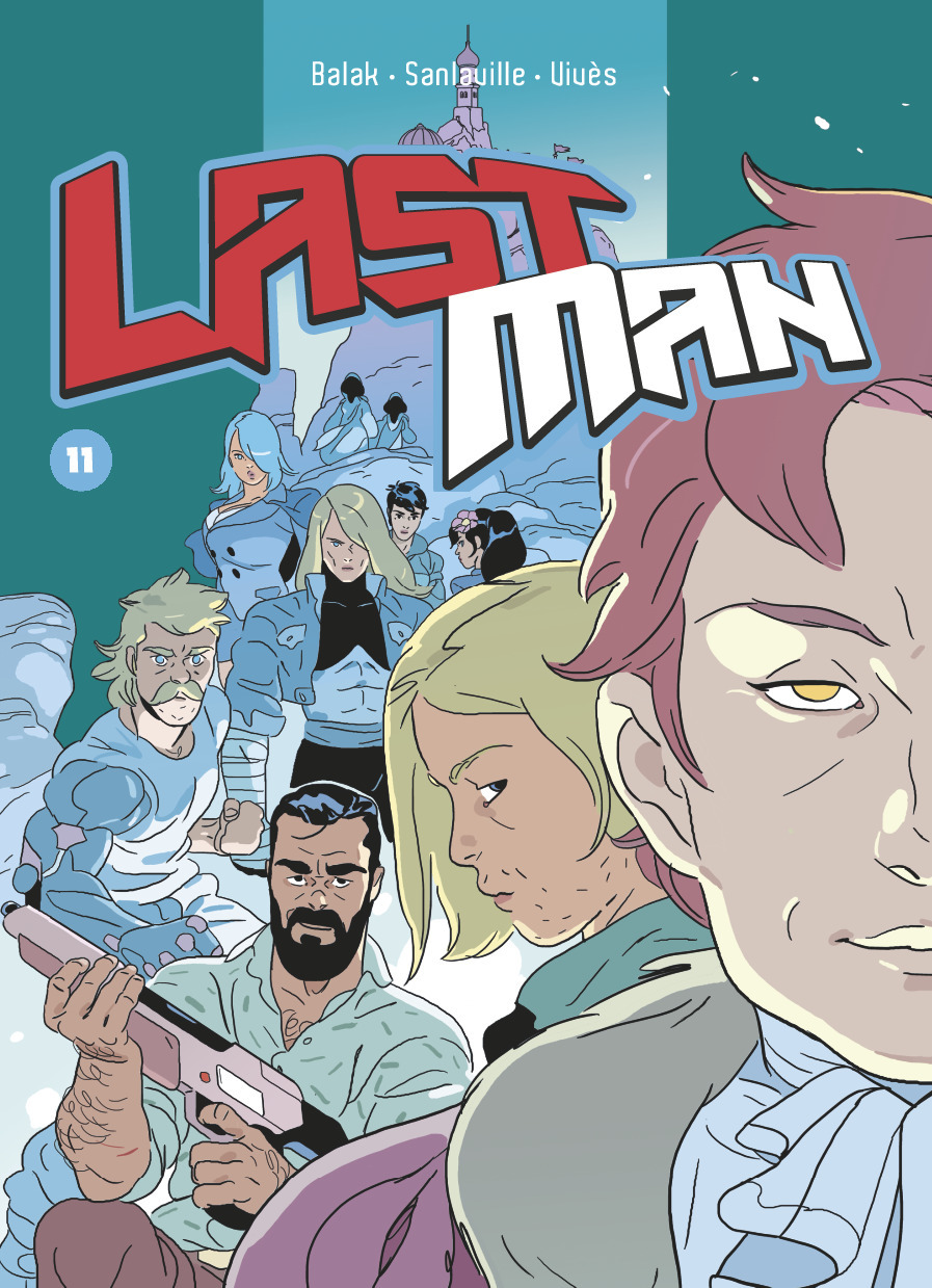 LASTMAN - EDITION COLLECTOR - T11
