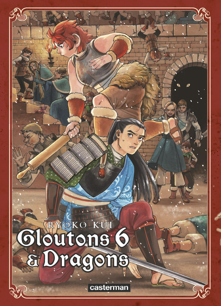 GLOUTONS ET DRAGONS