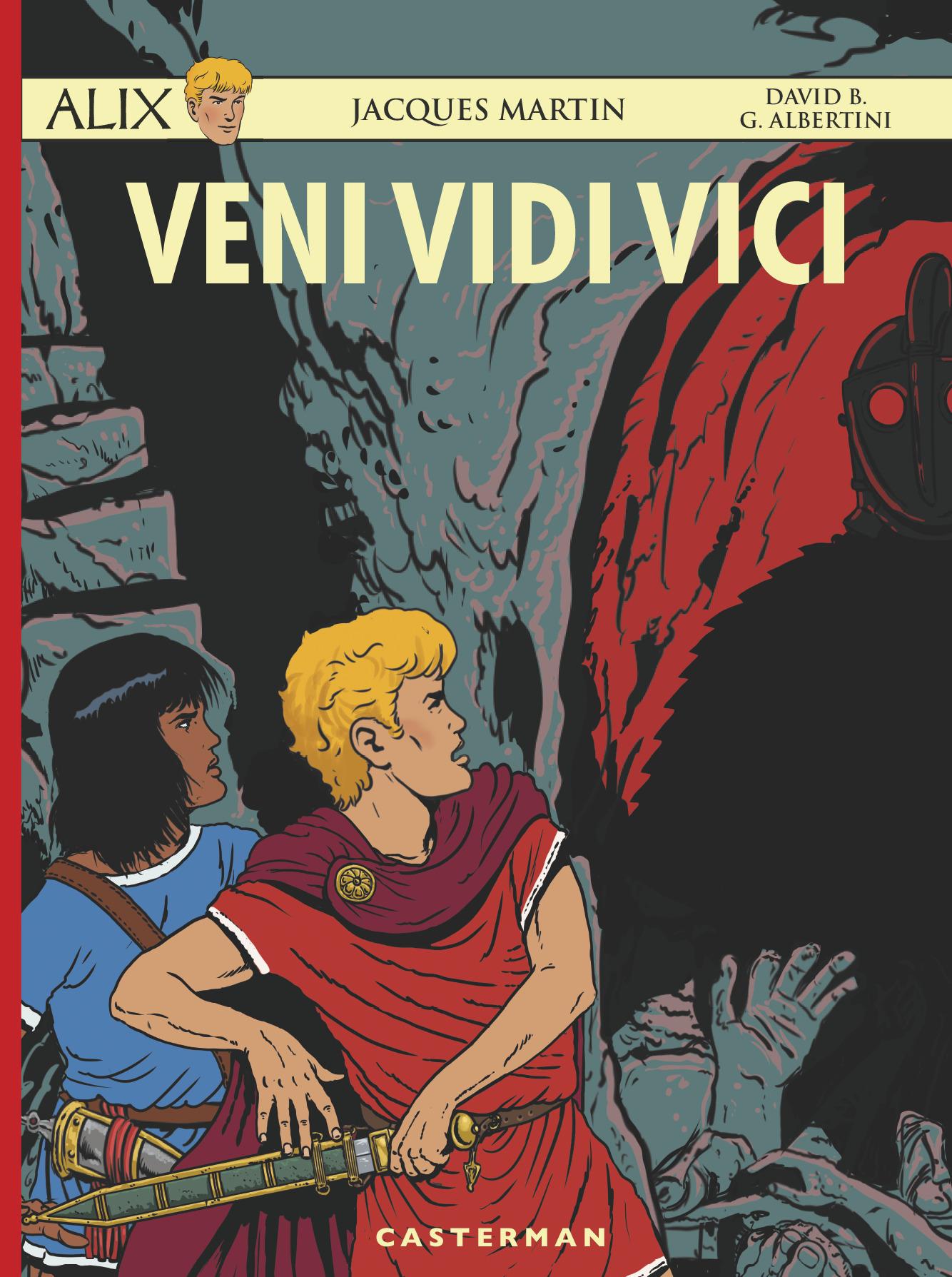 ALIX, LES ALBUMS - VENI VIDI VICI