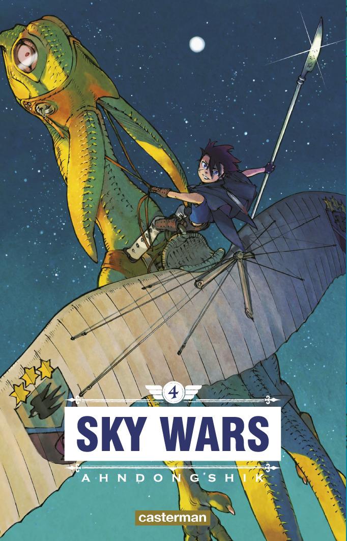 SKY WARS - T04 - SKY WARS