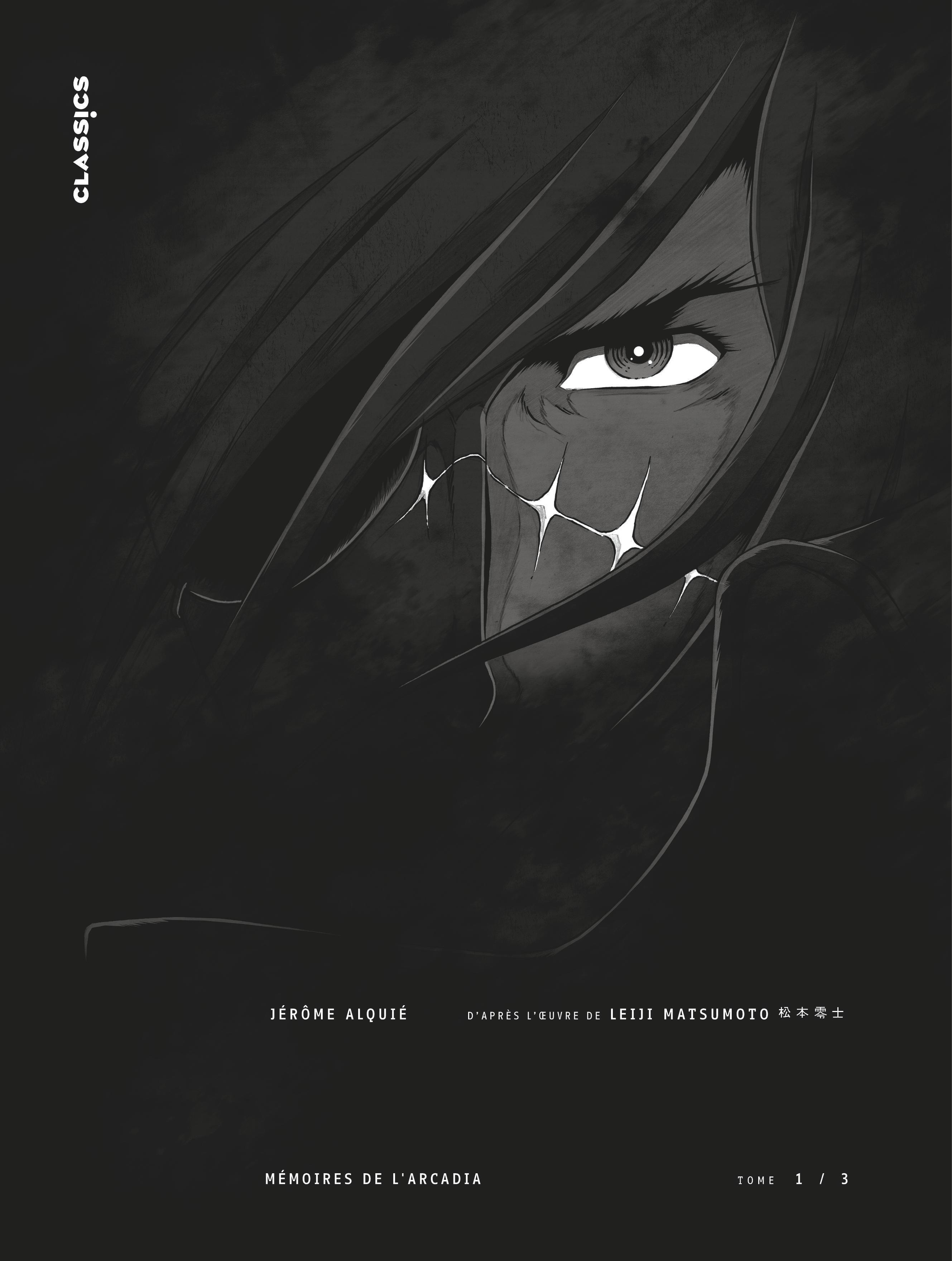 CAPITAINE ALBATOR - MEMOIRES DE L'ARCADIA, TOME 1