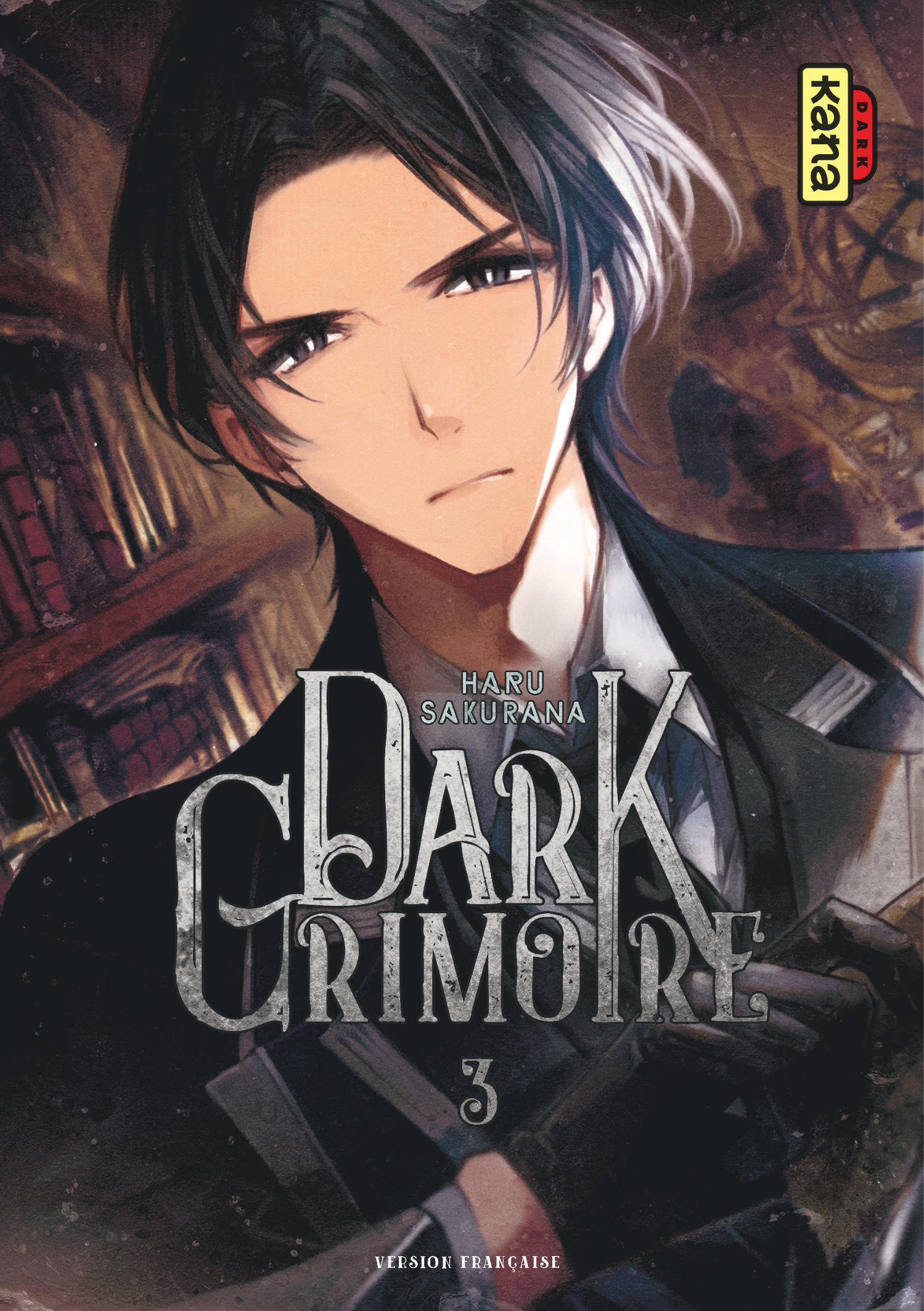 DARK GRIMOIRE, TOME 3