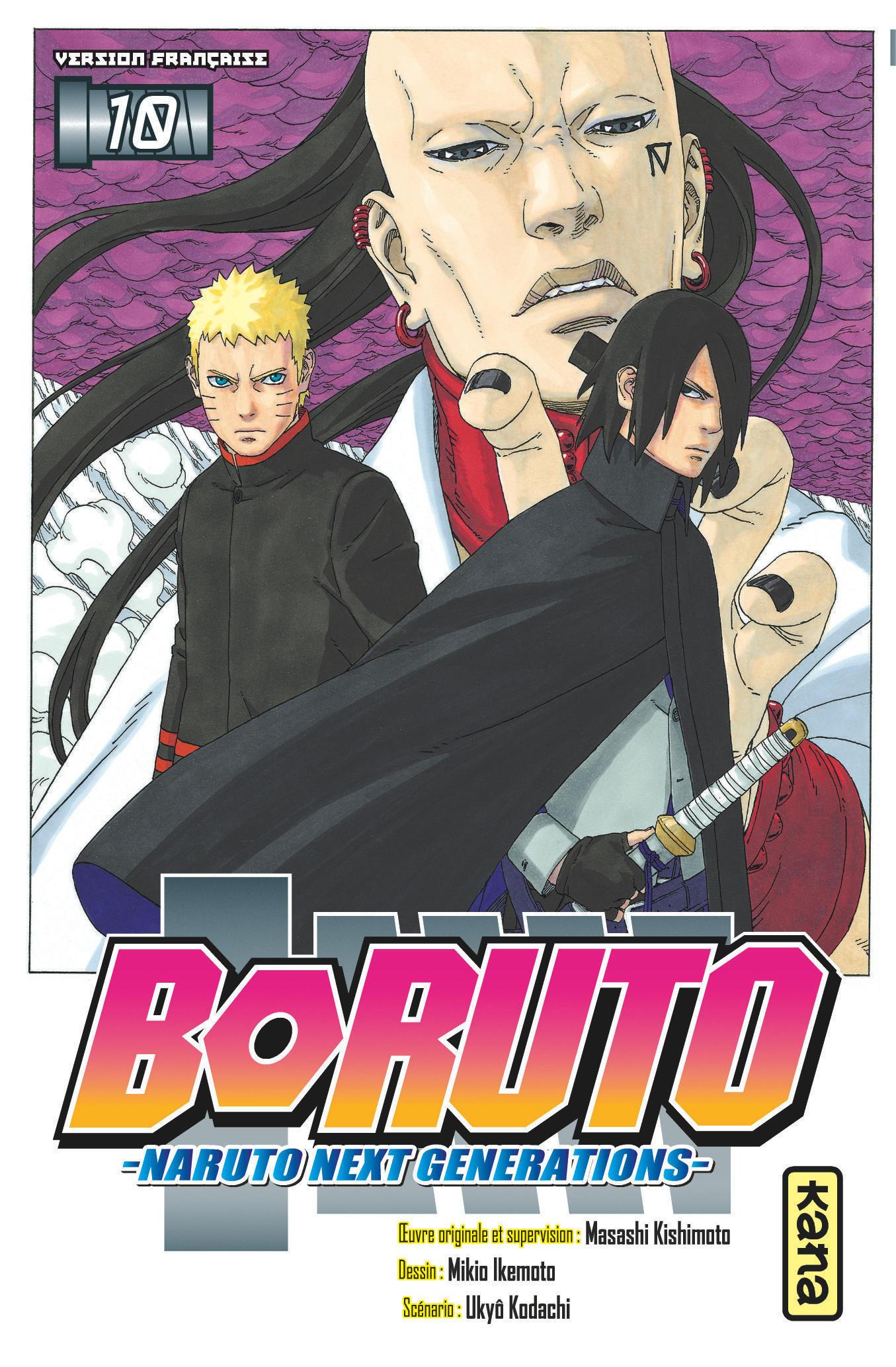 BORUTO - NARUTO NEXT GENERATIONS - - TOME 10
