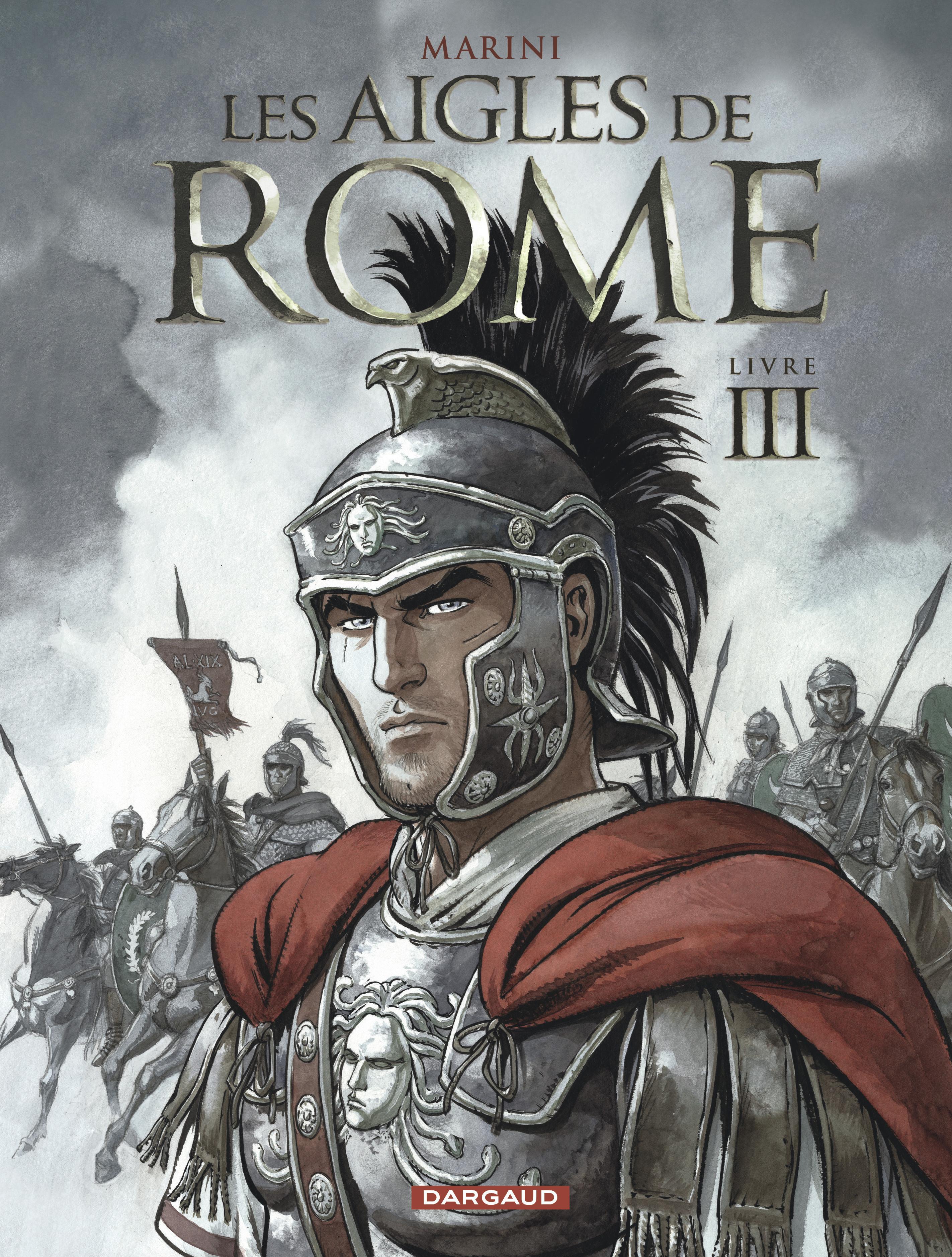 T3 - LES AIGLES DE ROME LIVRE III