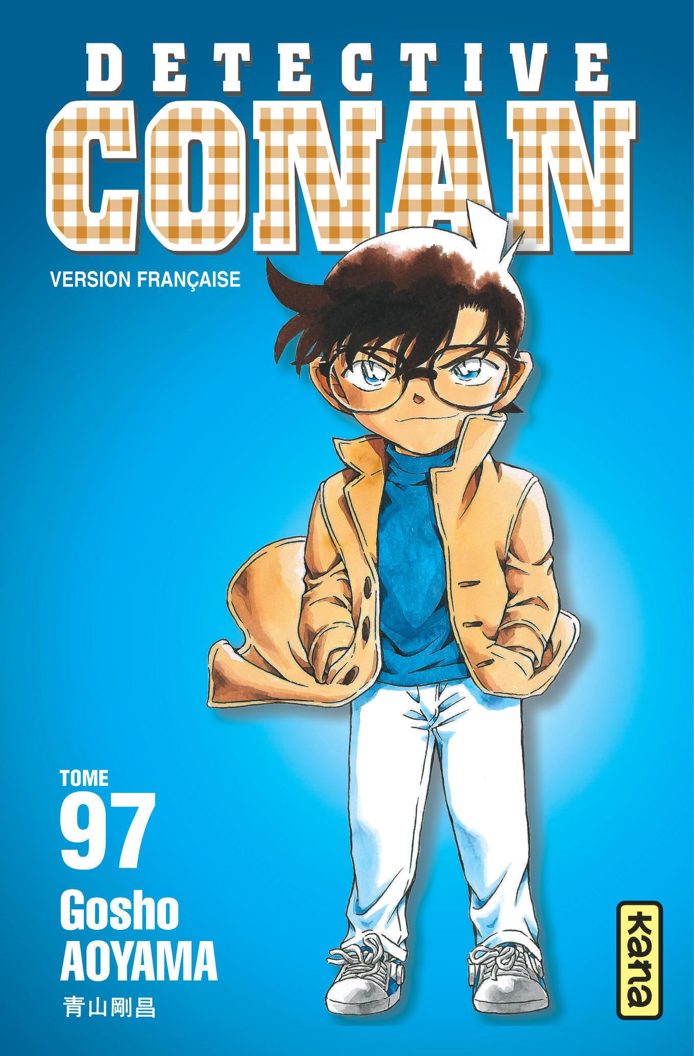 DETECTIVE CONAN - TOME 97