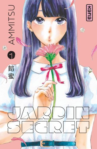 JARDIN SECRET, TOME 1