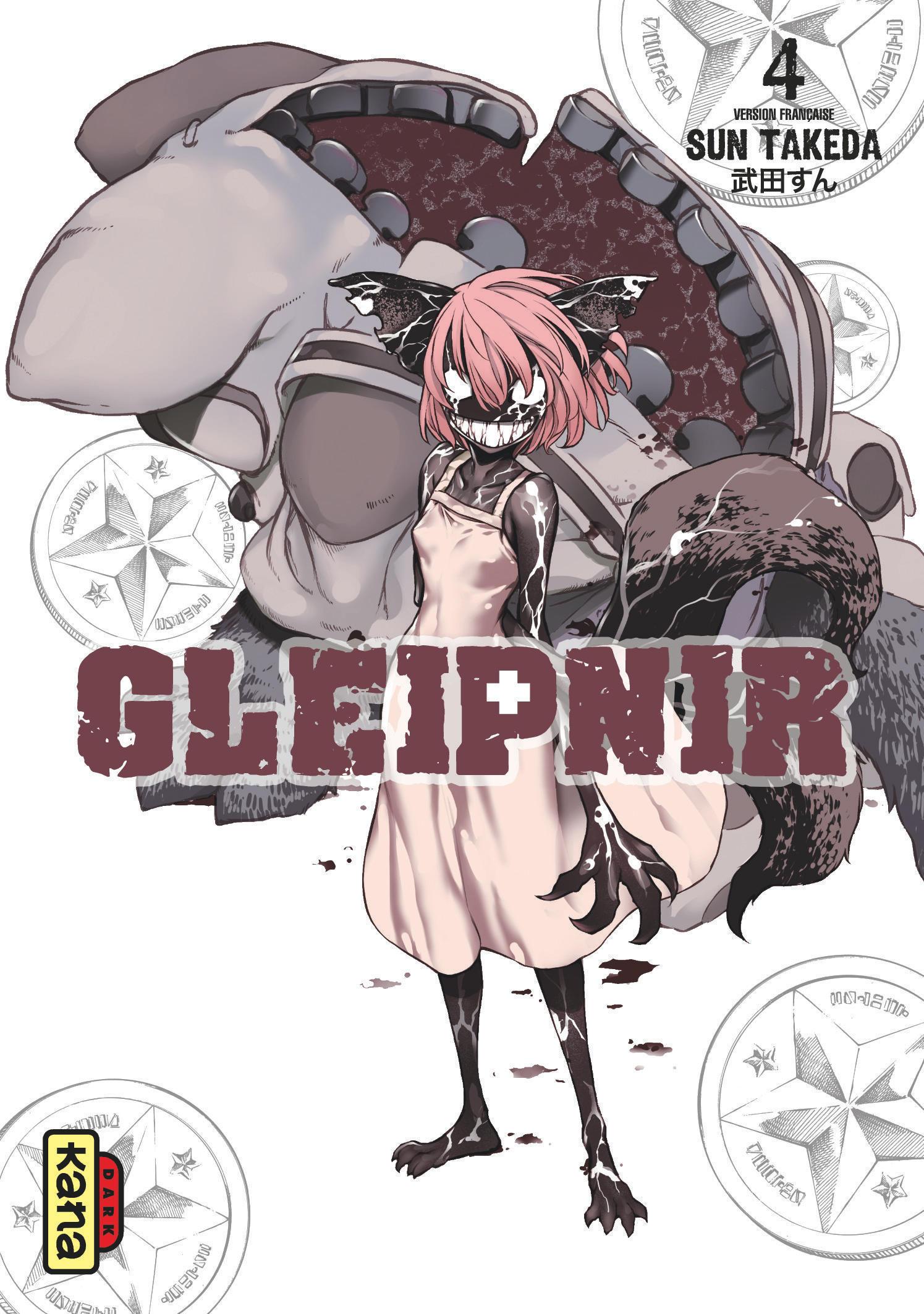 GLEIPNIR, TOME 4