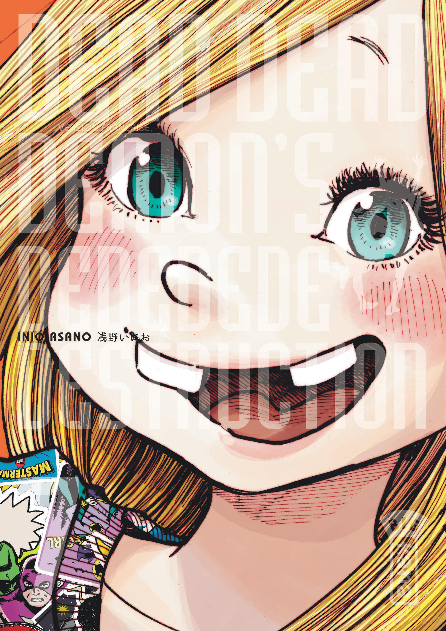 DEAD DEAD DEMON'S DEDEDEDEDESTRUCTION, TOME 7