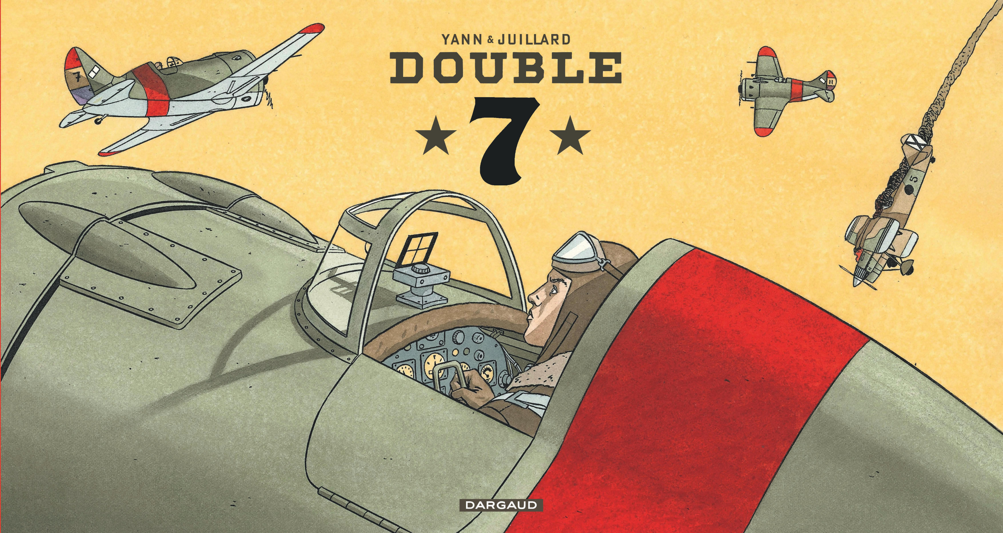 DOUBLE 7 - TOME 0 - DOUBLE 7 - VERSION STRIPS